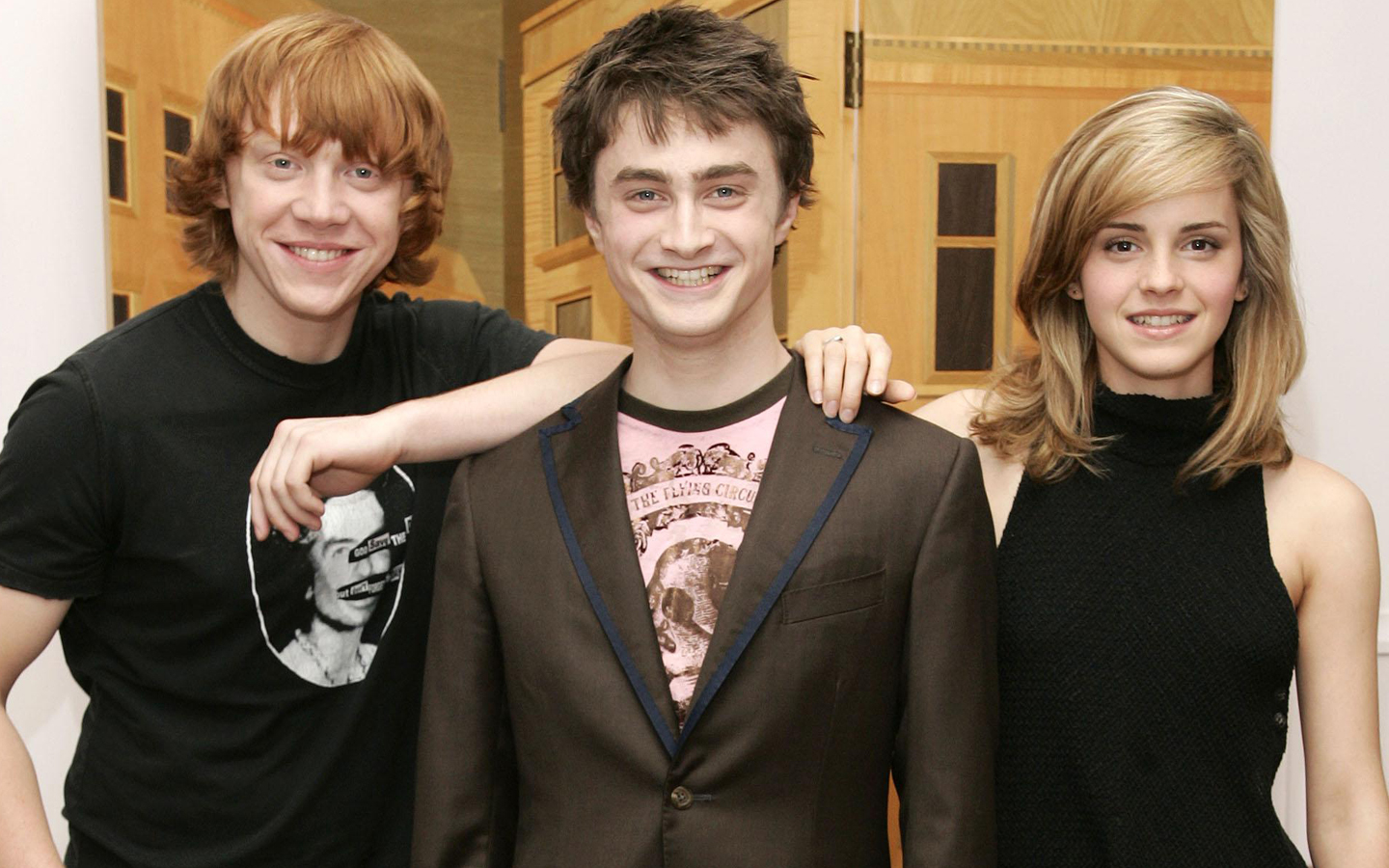 Actores de Harry Potter - 1440x900