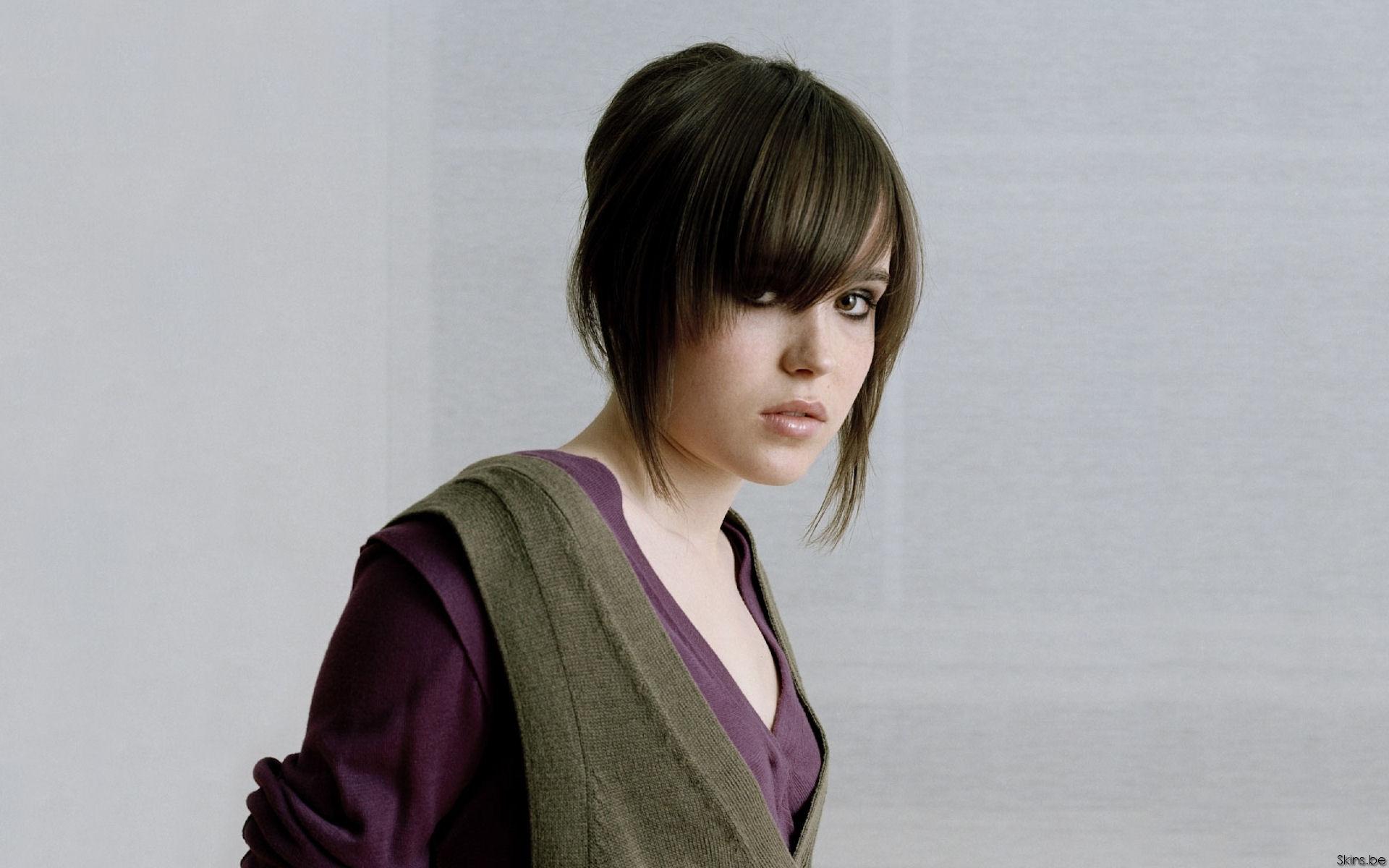 Actriz Ellen Page - 1920x1200