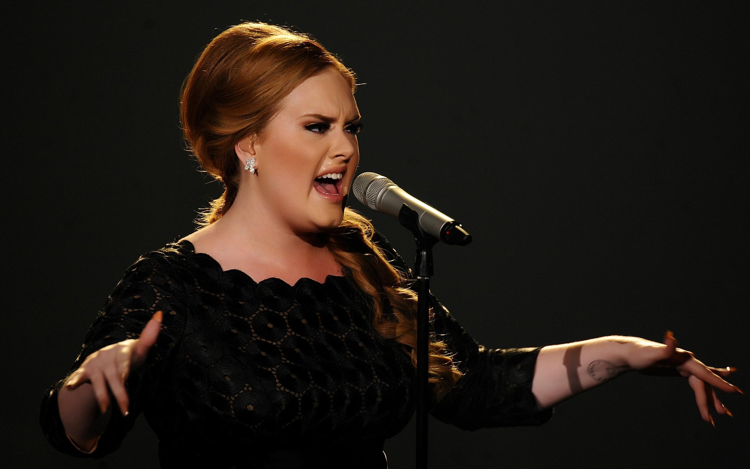 Adele - 2560x1600
