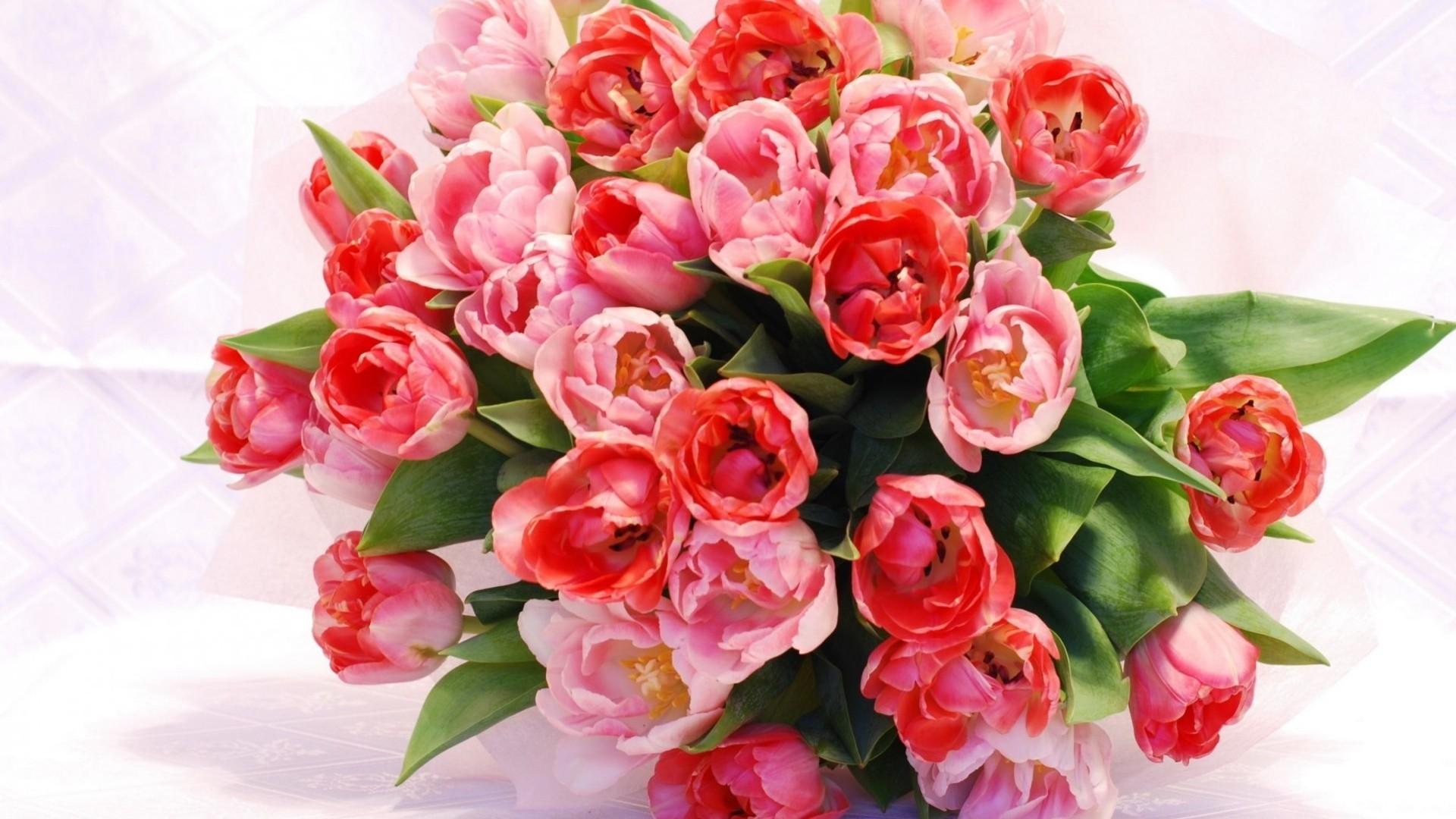 Adorno con flores - 1920x1080