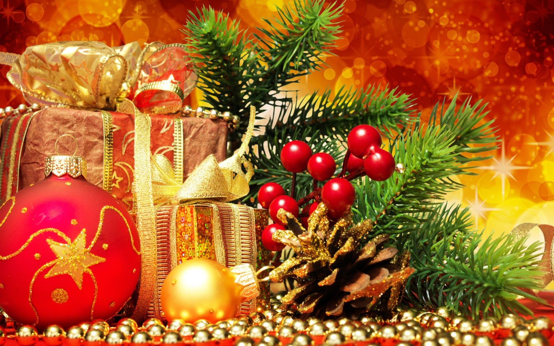 Adornos para decorar tu navidad - 1920x1200