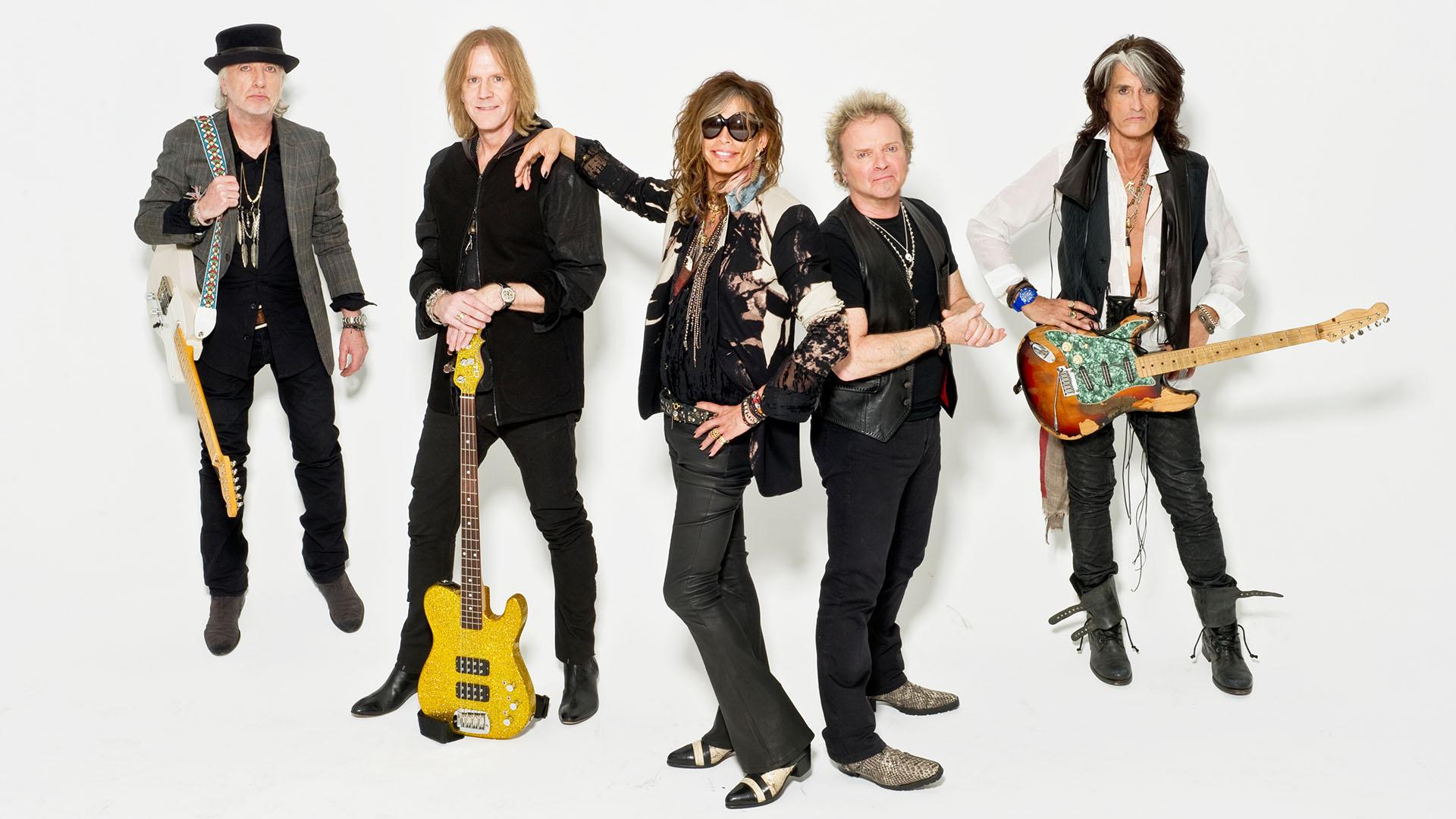 Aerosmith 2013 - 1920x1080