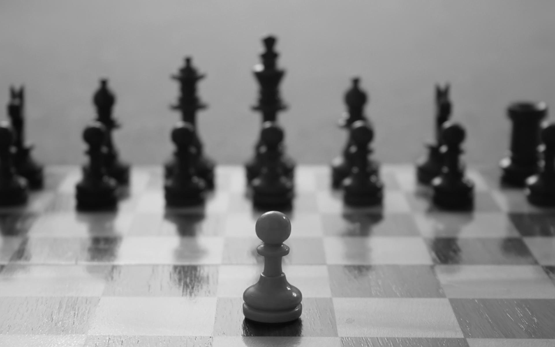 Apertura de ajedrez - 1920x1200