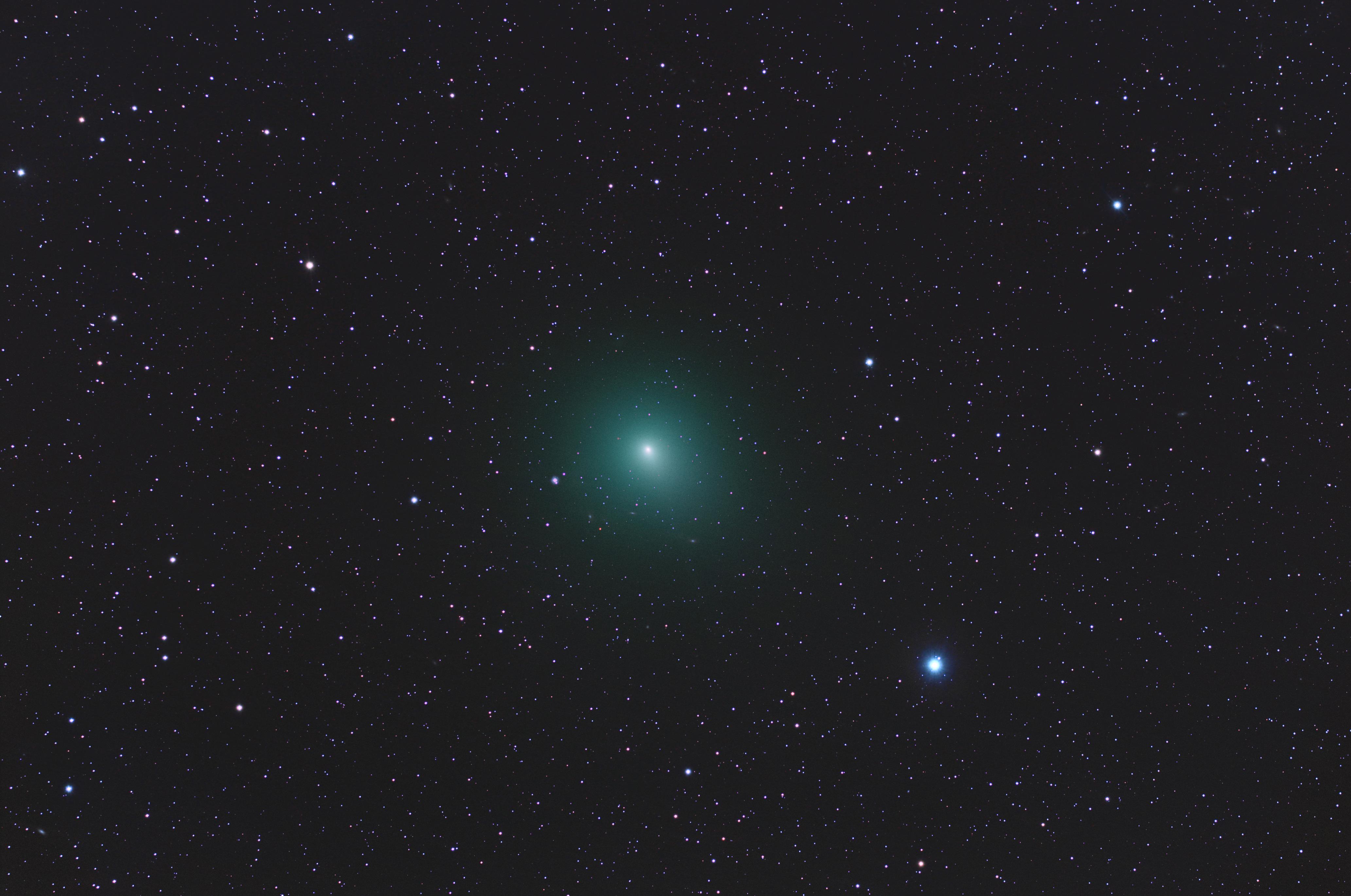Astros en el espacio - 4130x2740