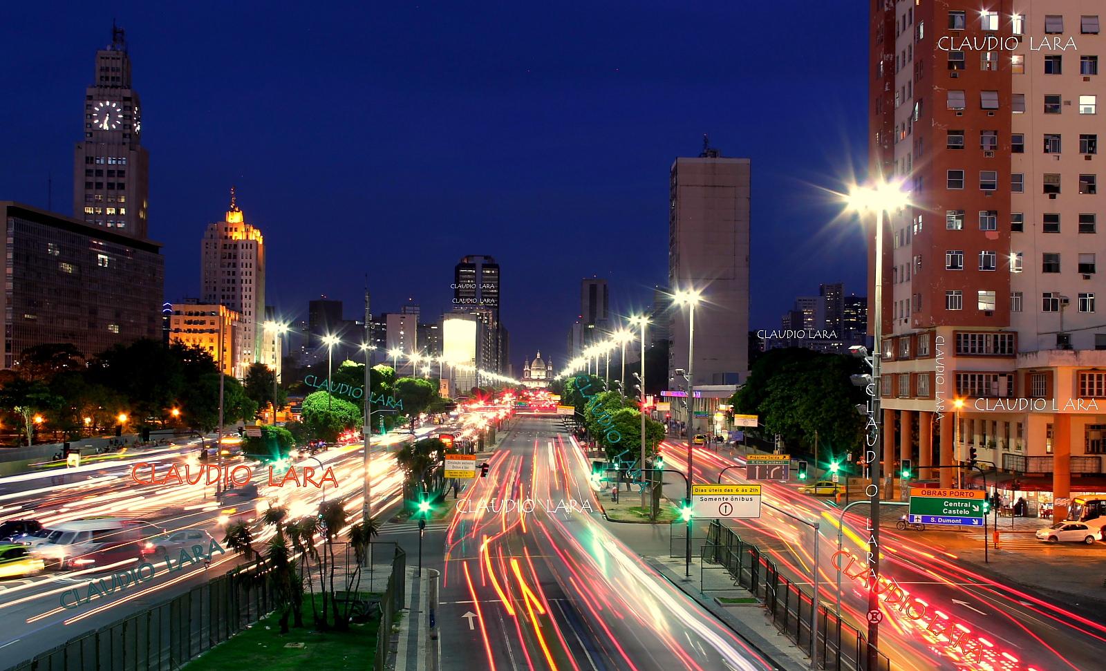 Avenida Presidente Vargas - 1600x971