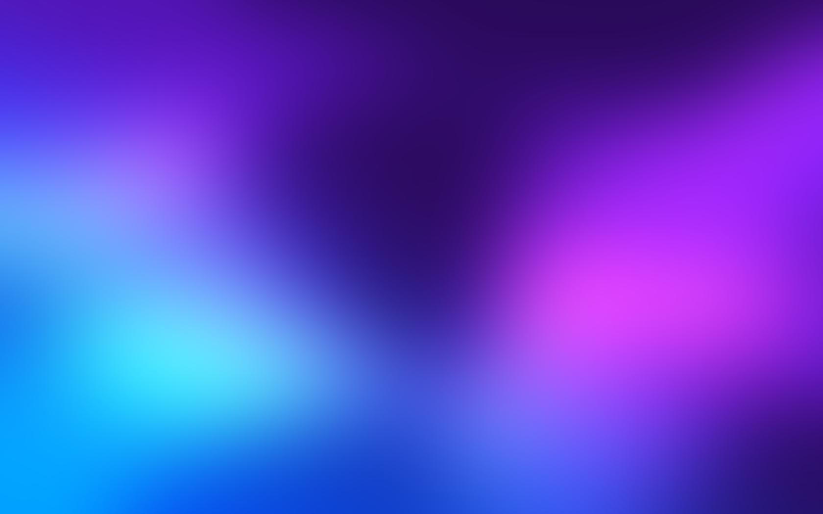 Azul abstracto - 1680x1050