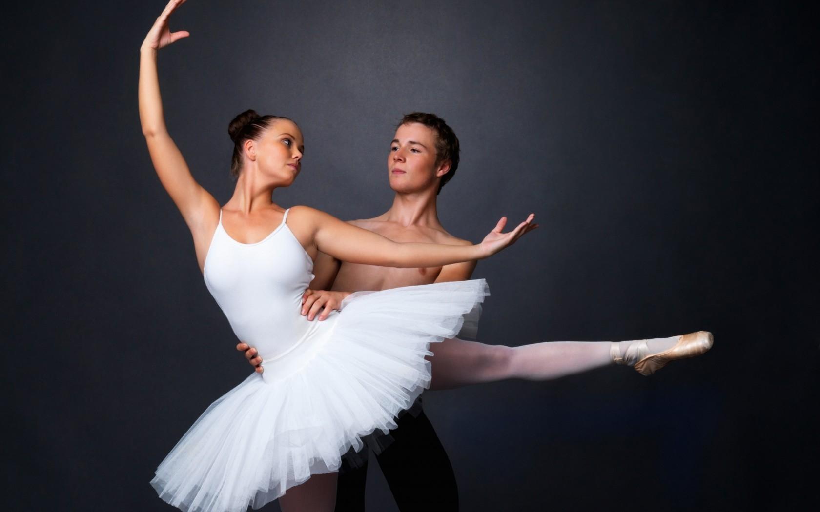 Baile de Ballet - 1680x1050