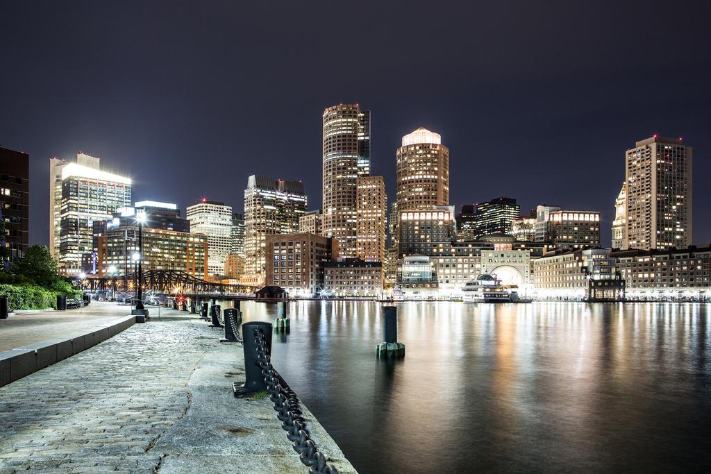 Boston de noche - 1024x683