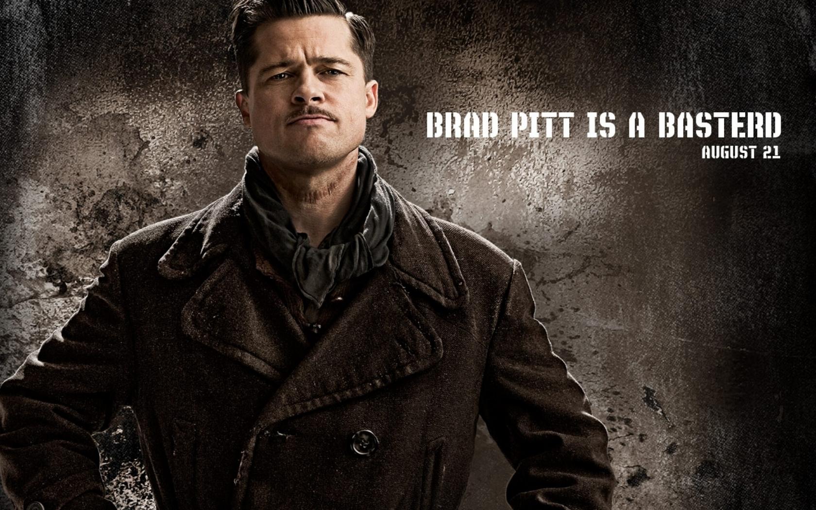 Brad Pitt actor - 1680x1050