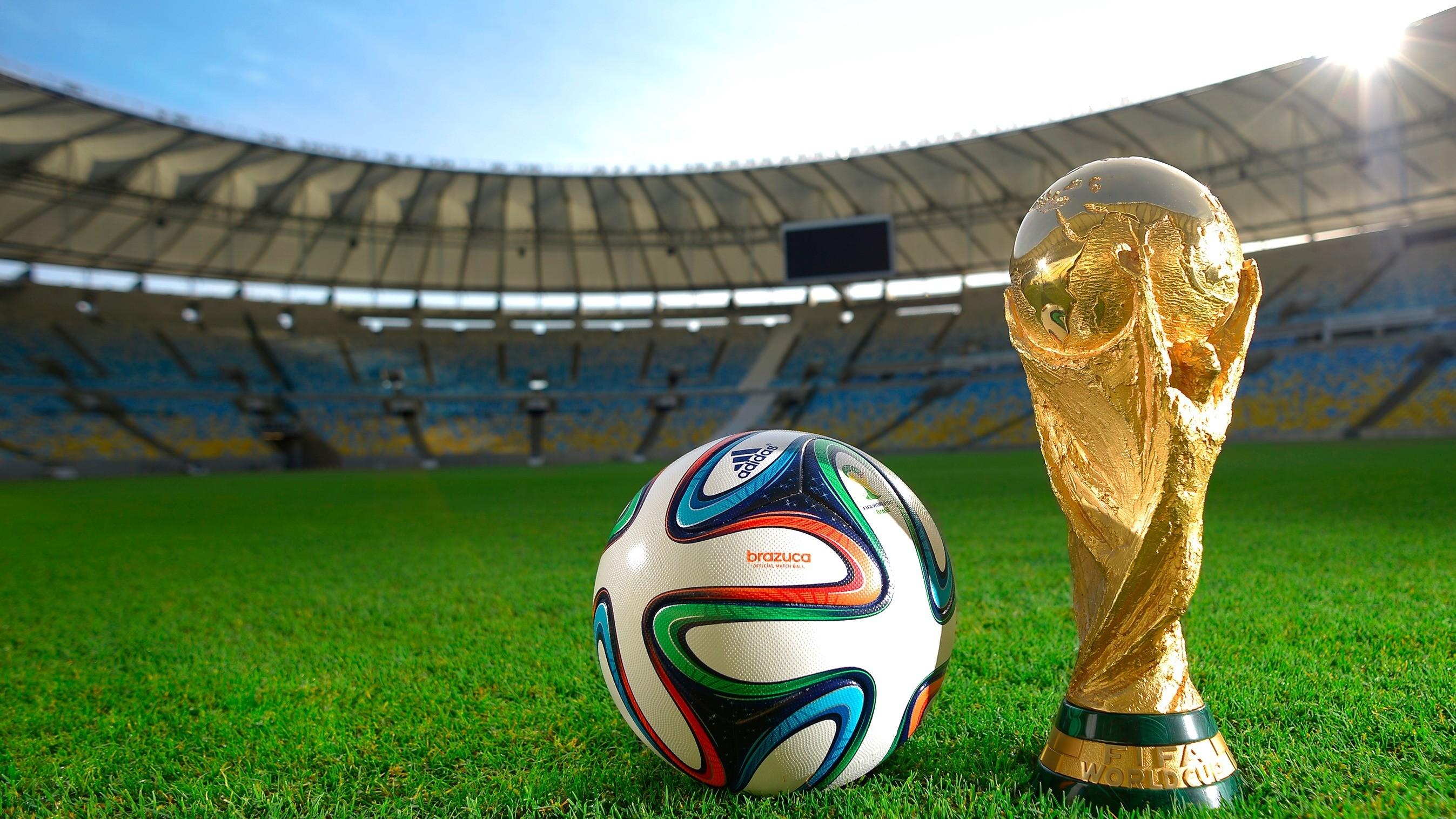 Brazuca y Fifa 2014 - 2695x1516