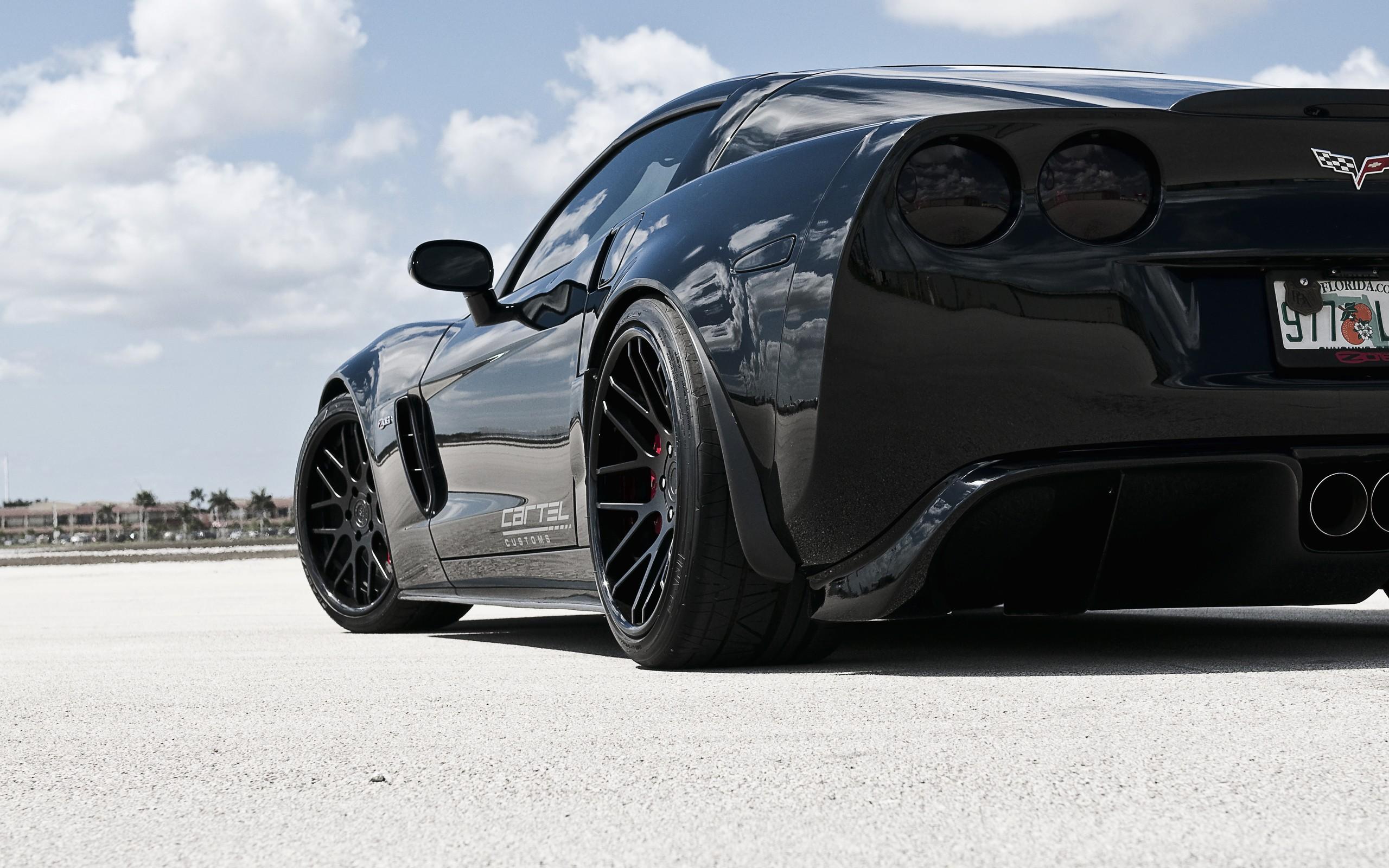 Chevrolet Corvette - 2560x1600