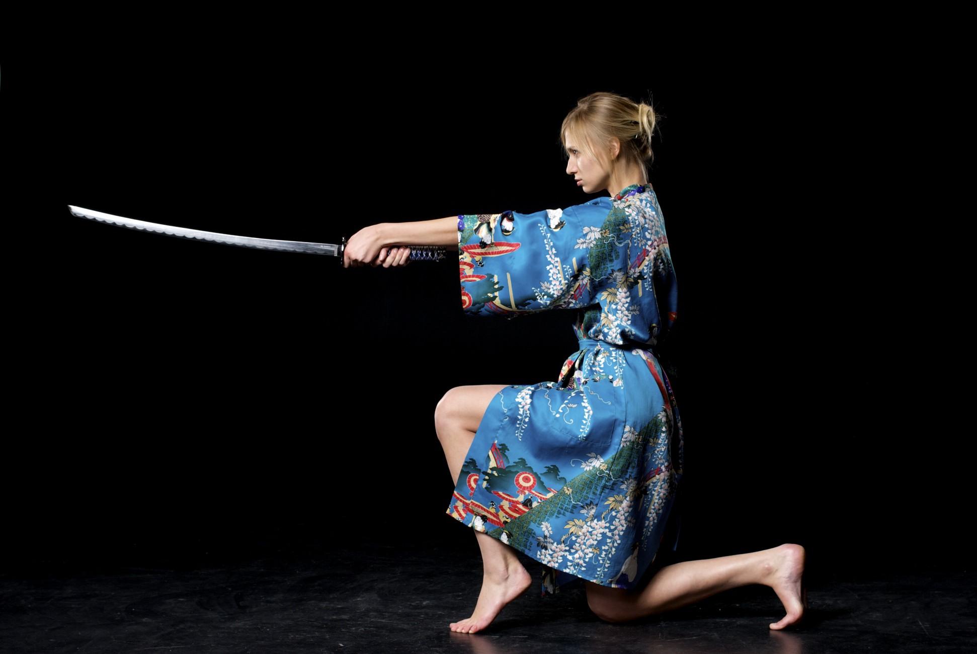Картинки кимоно и катан