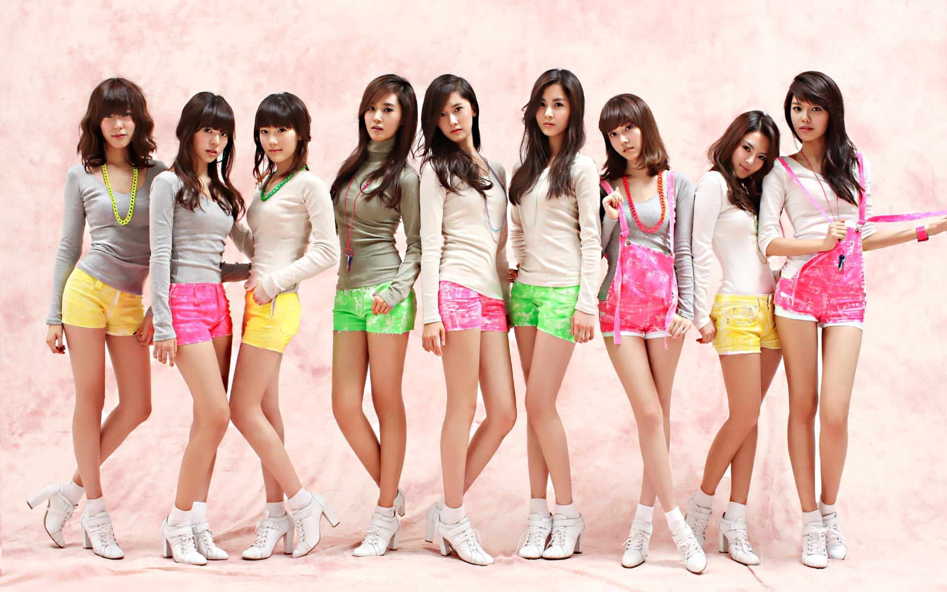 Chicas jovenes asiáticas - 1920x1200