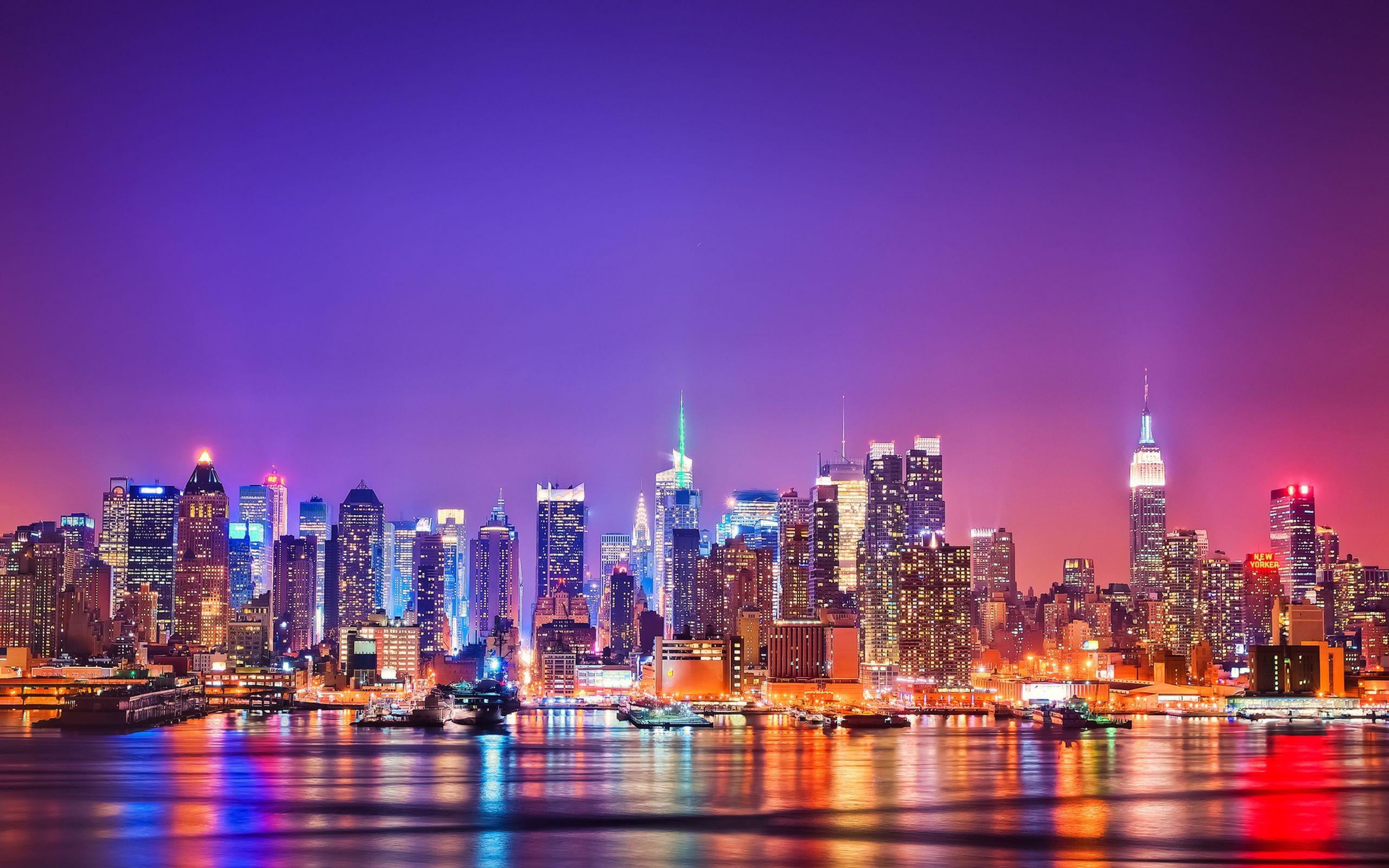 Ciudad de Nueva York - 2560x1600