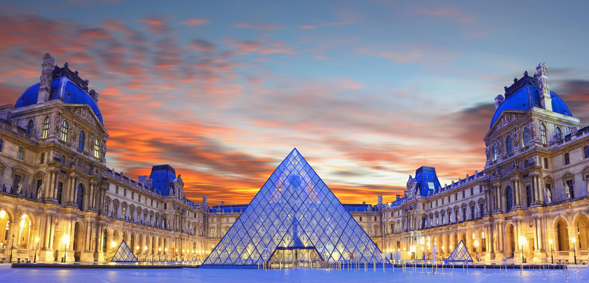 Ciudad de Paris - 2048x984
