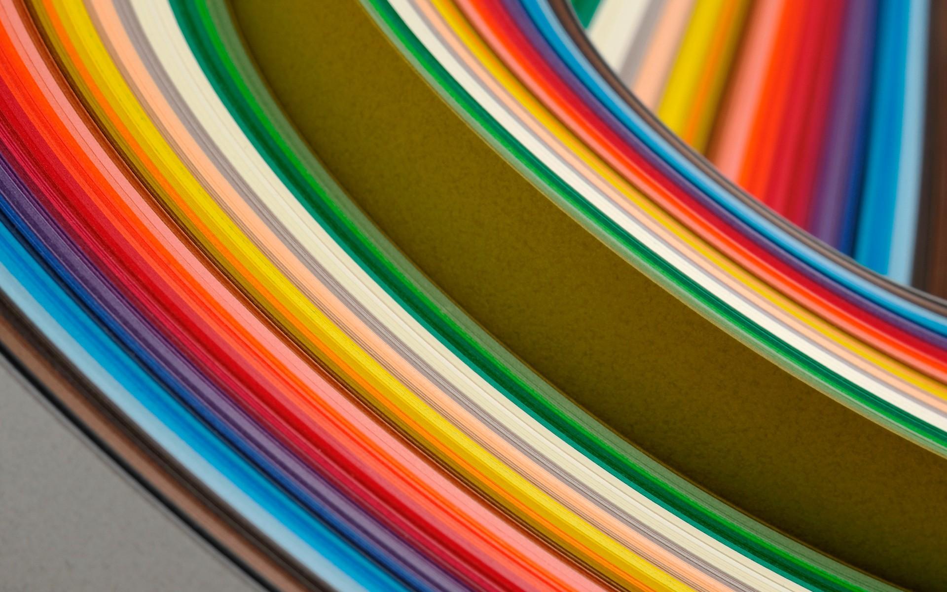 Curvas coloridas Windows 8 - 1920x1200