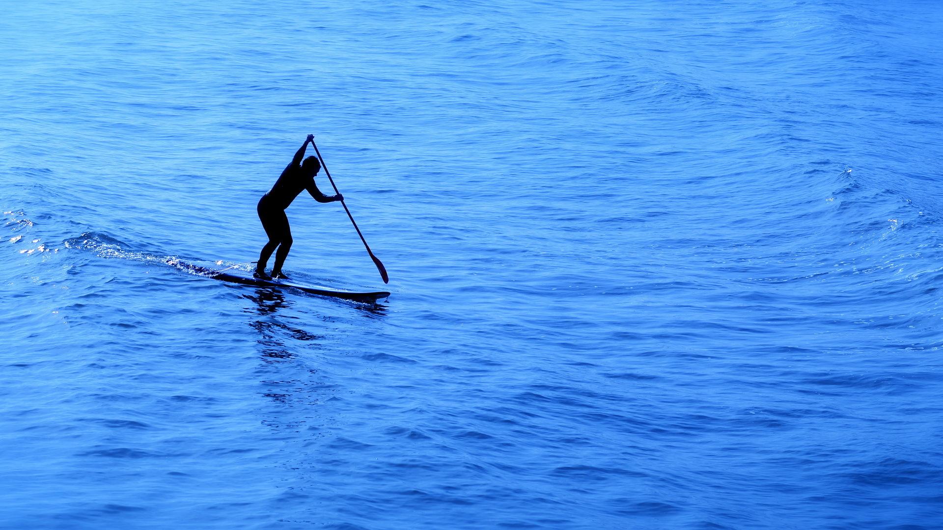 Deportes en el mar - 1920x1080