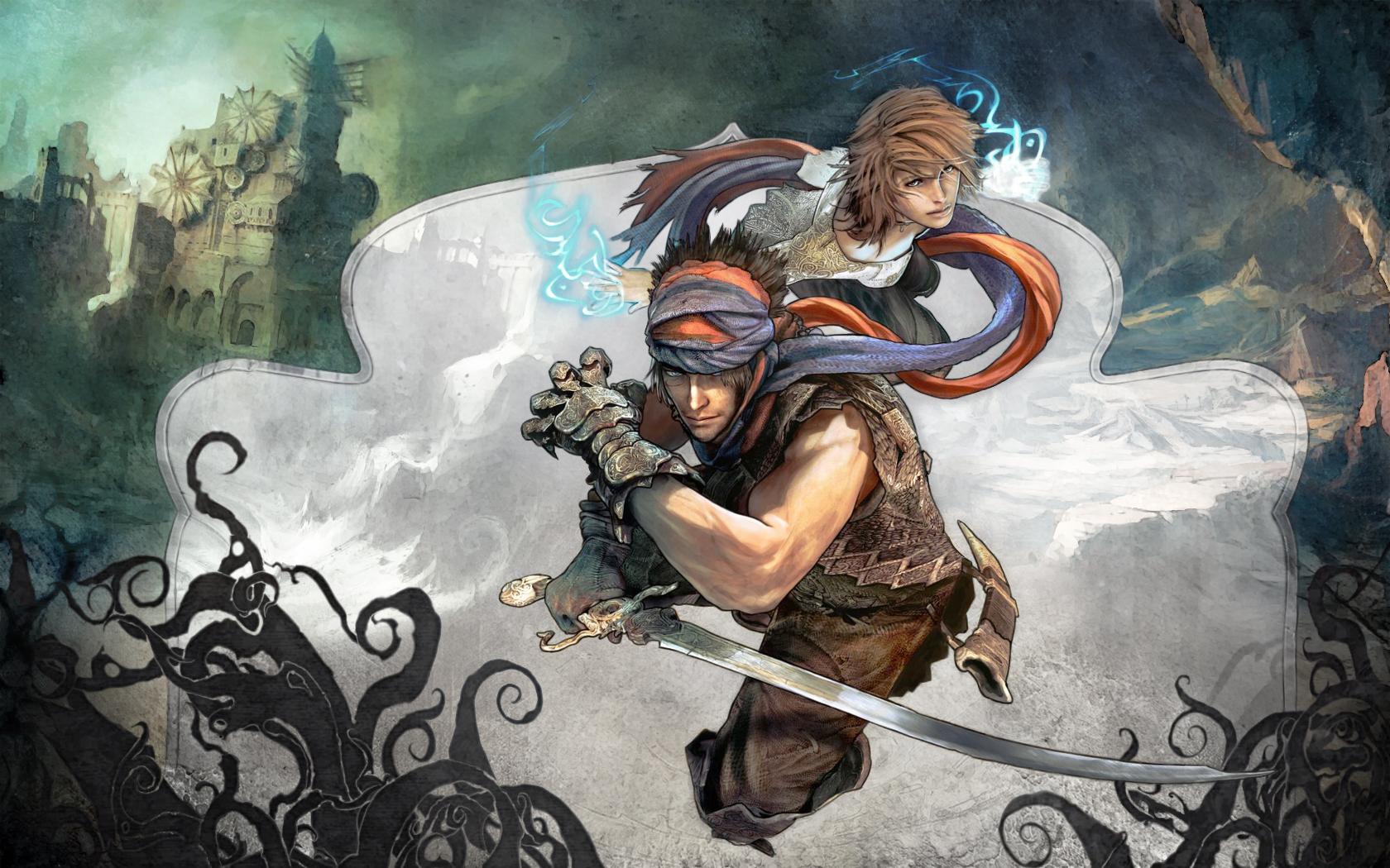 Dibujos de guerreros - 1680x1050