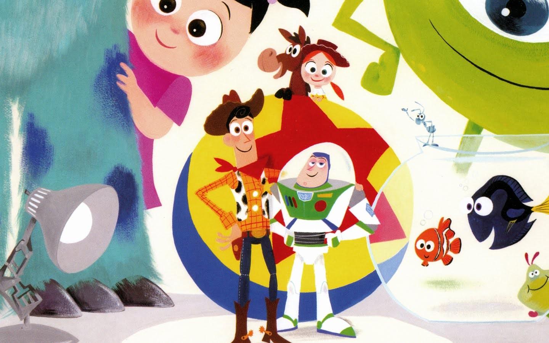 Dibujos de Toy Story - 1440x900