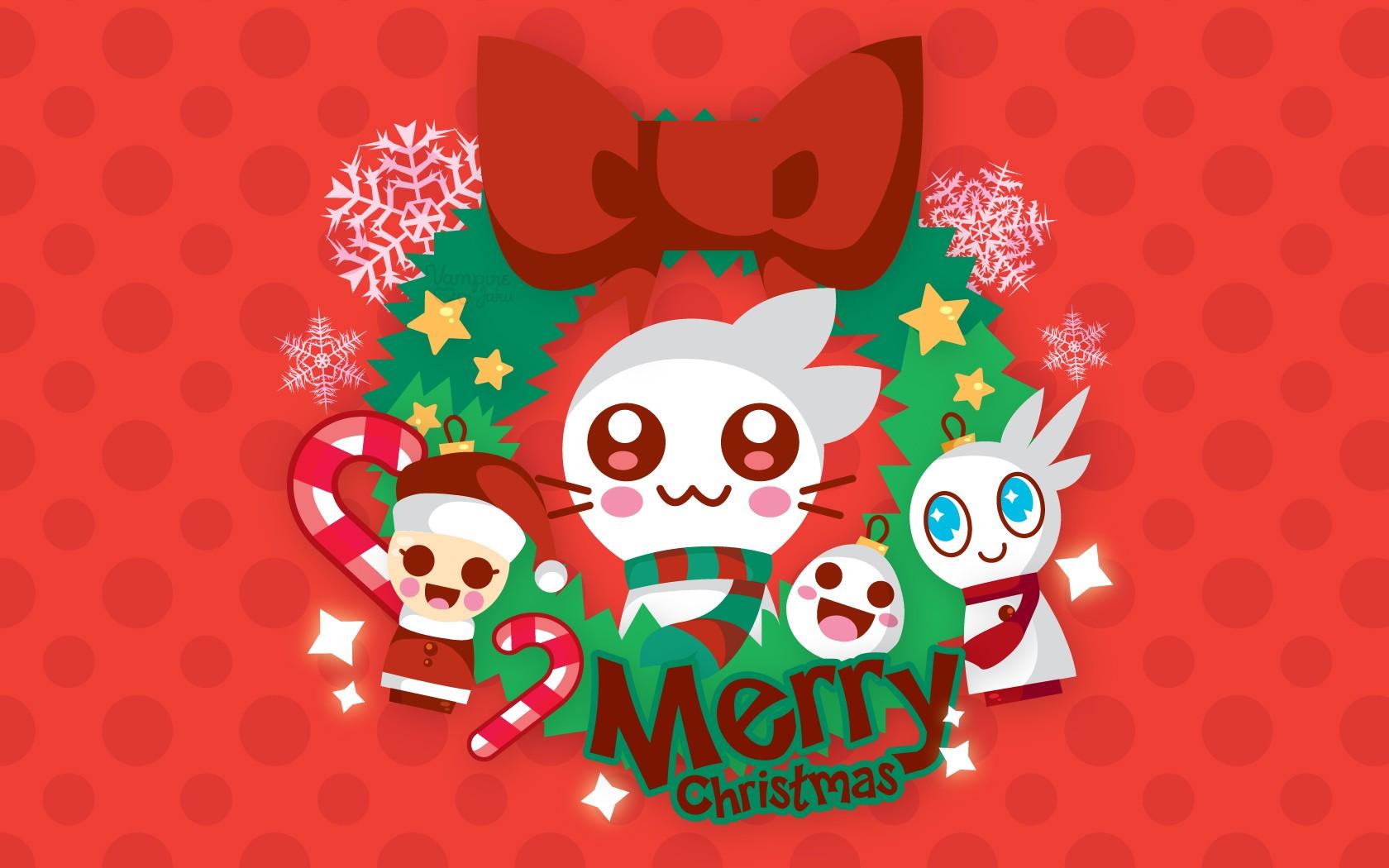 Dibujos para navidad - 1680x1050