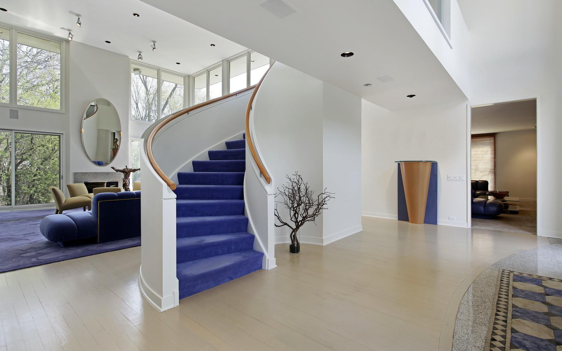 Diseño de escaleras - 1920x1200