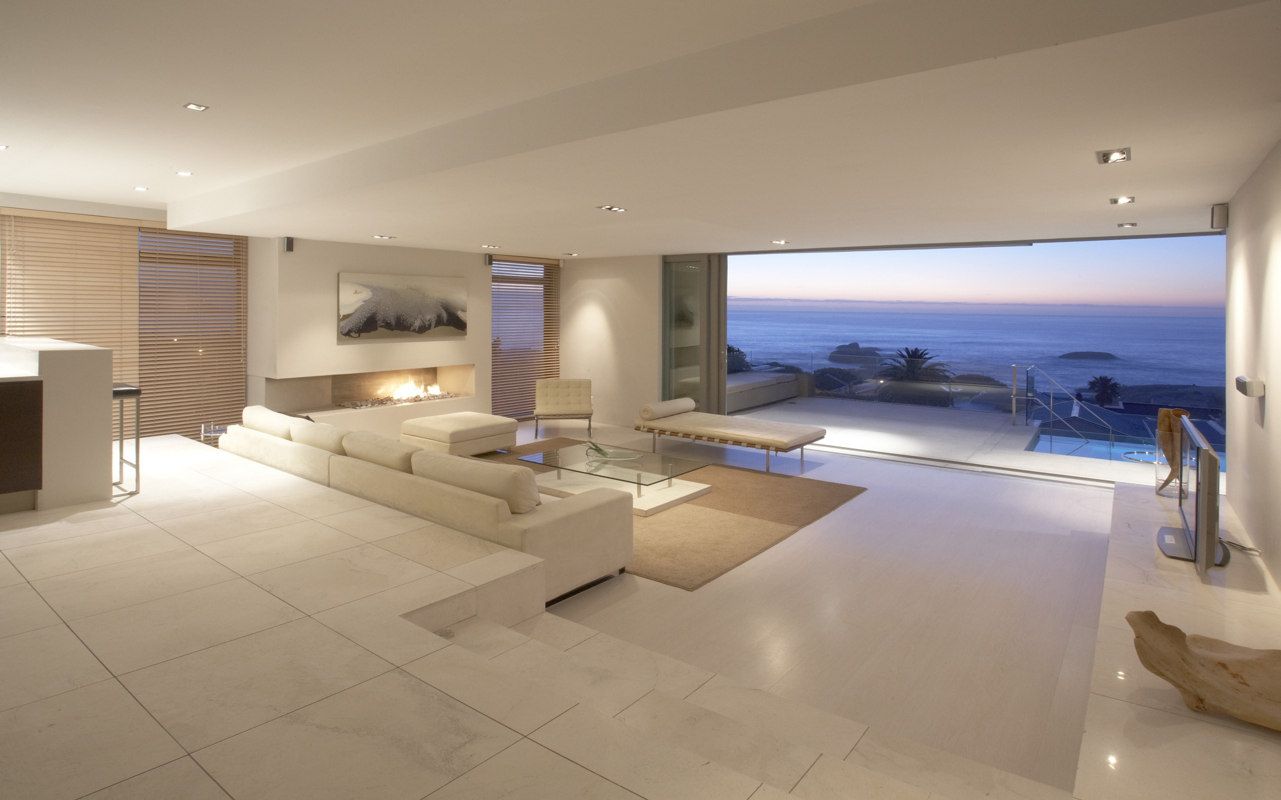 Diseño de una casa de Playa - 2560x1600