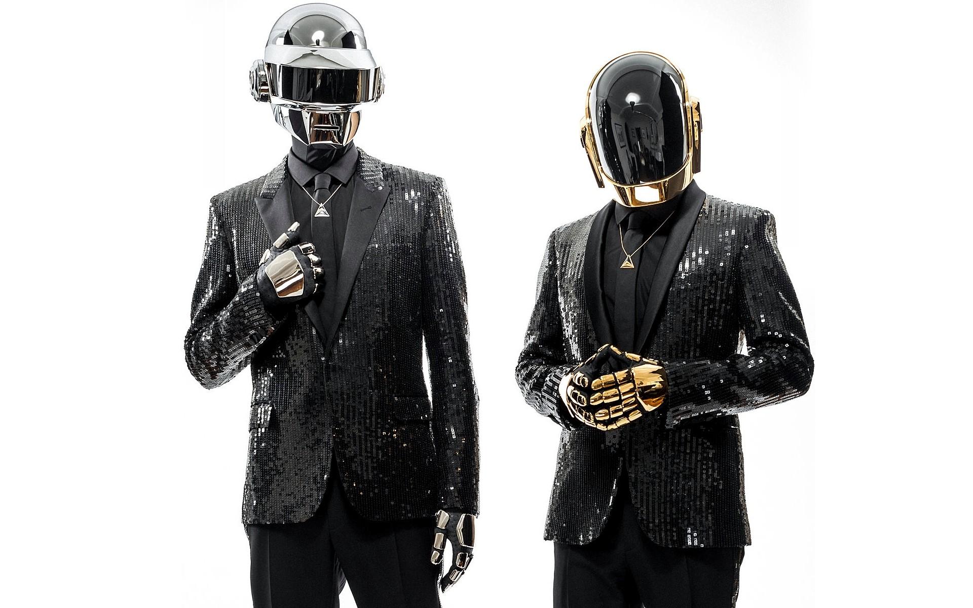 Dj Daft Punk - 1920x1200