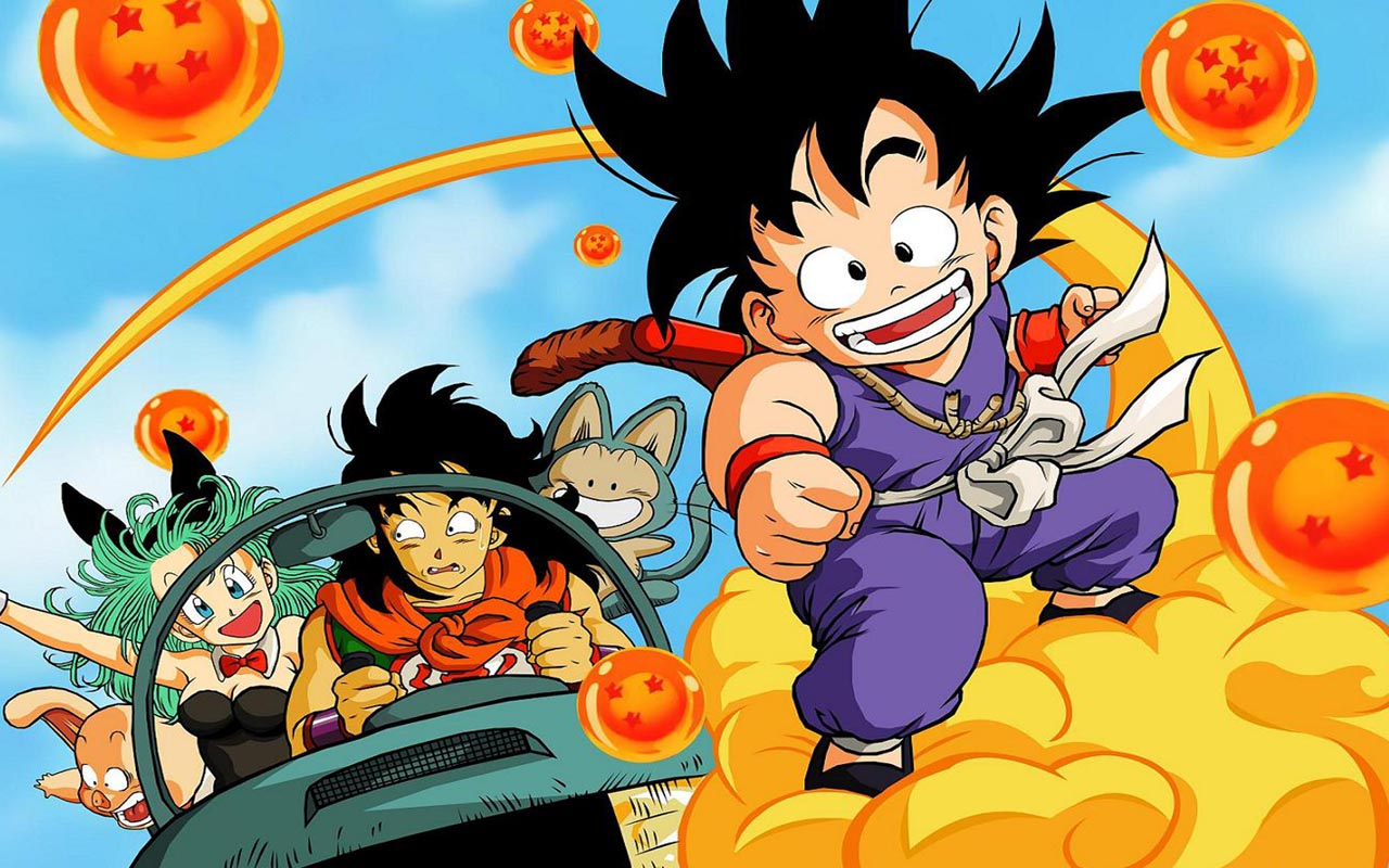 Dragon Ball - 1280x800