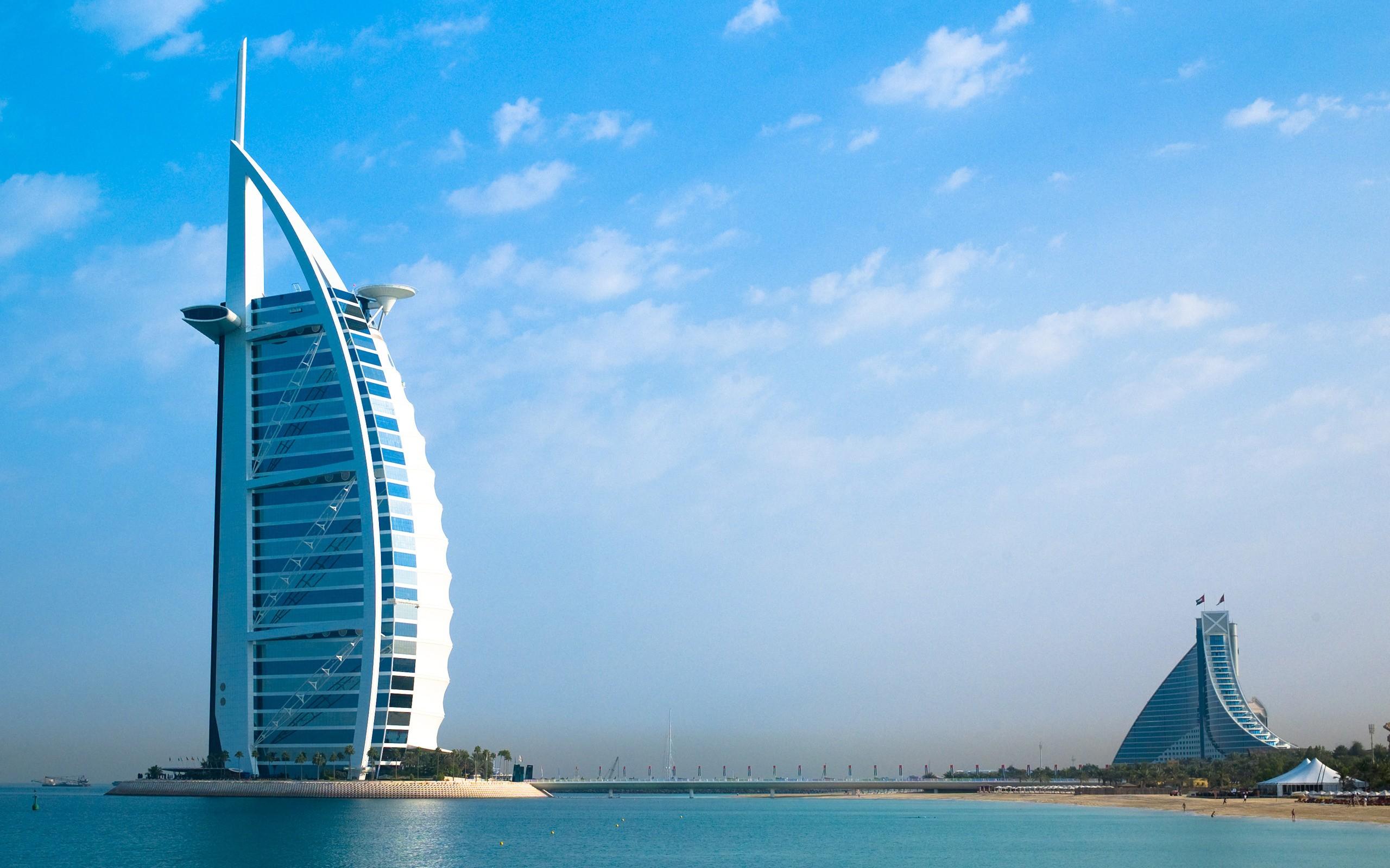 Dubai de día - 2560x1600