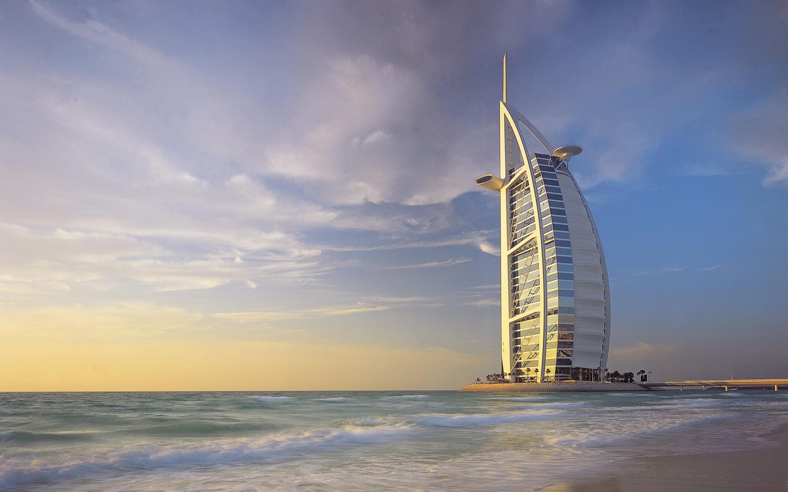 Dubai playas - 2560x1600