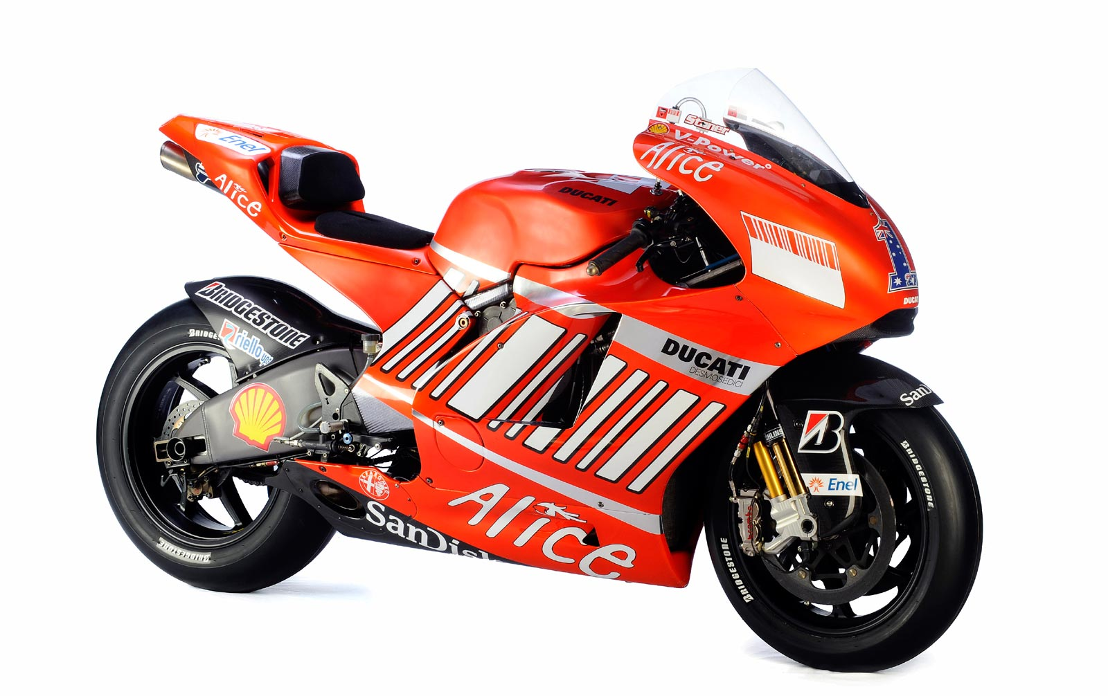 Ducati Desmosedici - 1600x1006