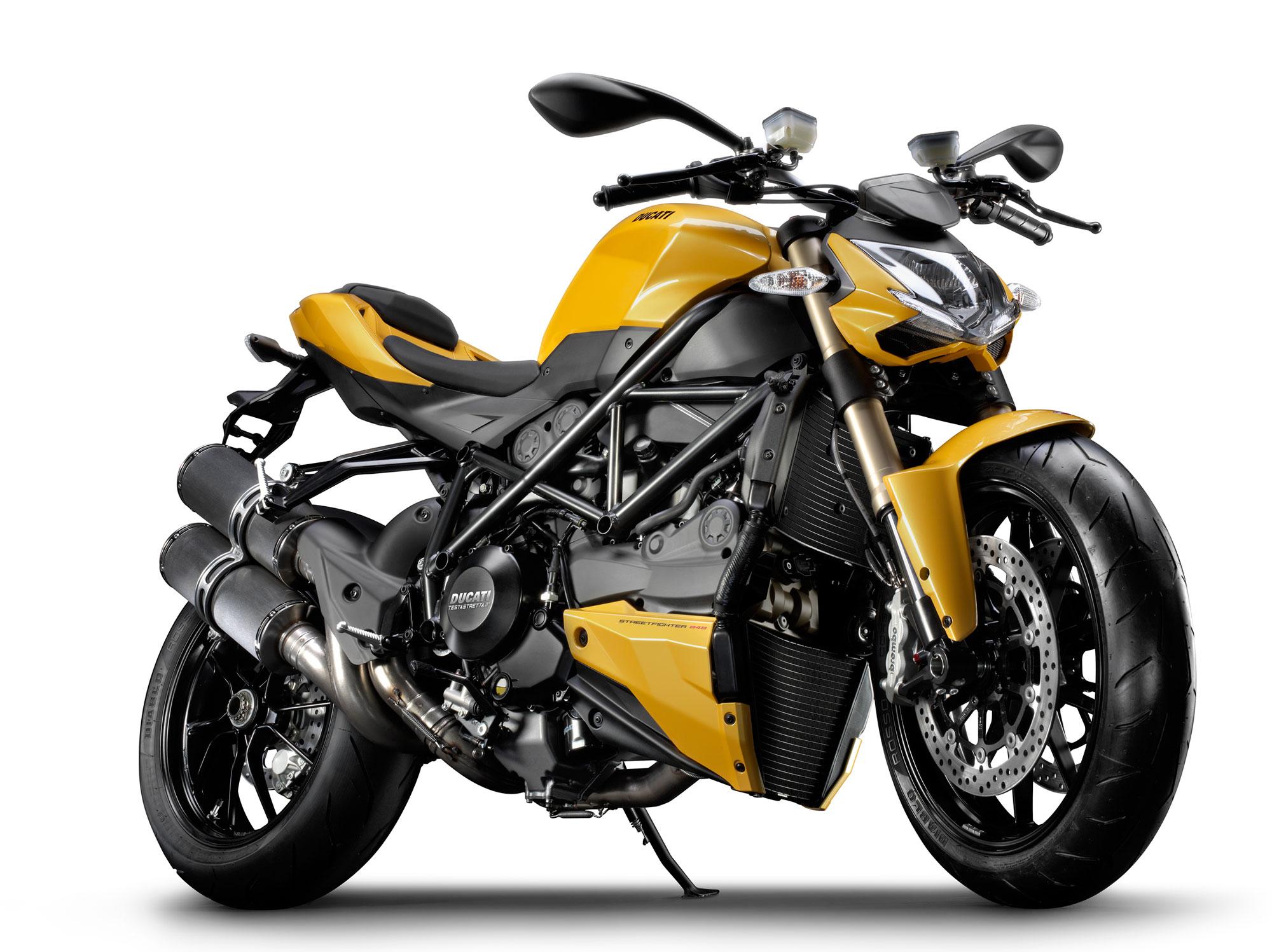 Ducati Streetfighter 848 - 2000x1497