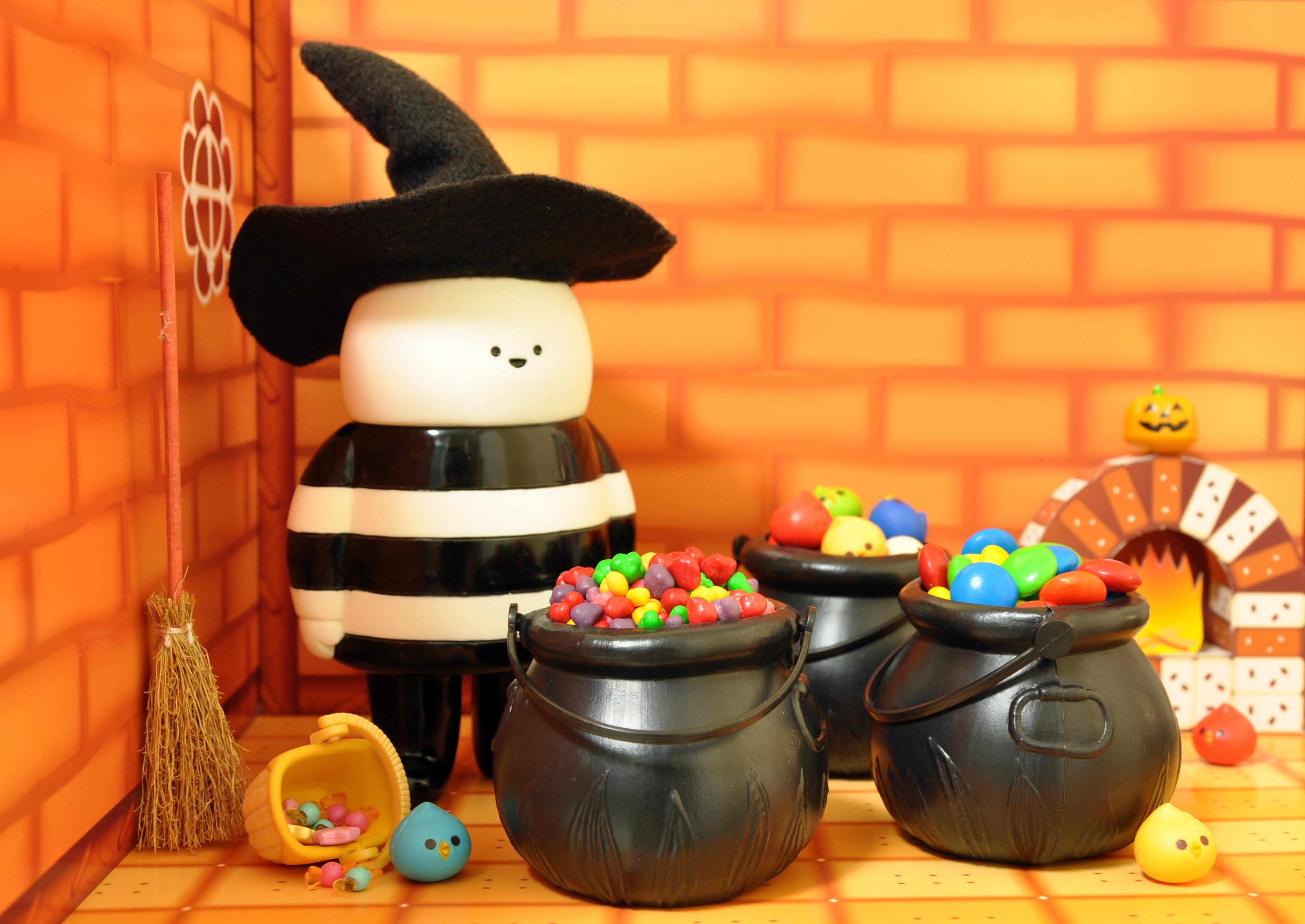 Dulces para Halloween - 3626x2568