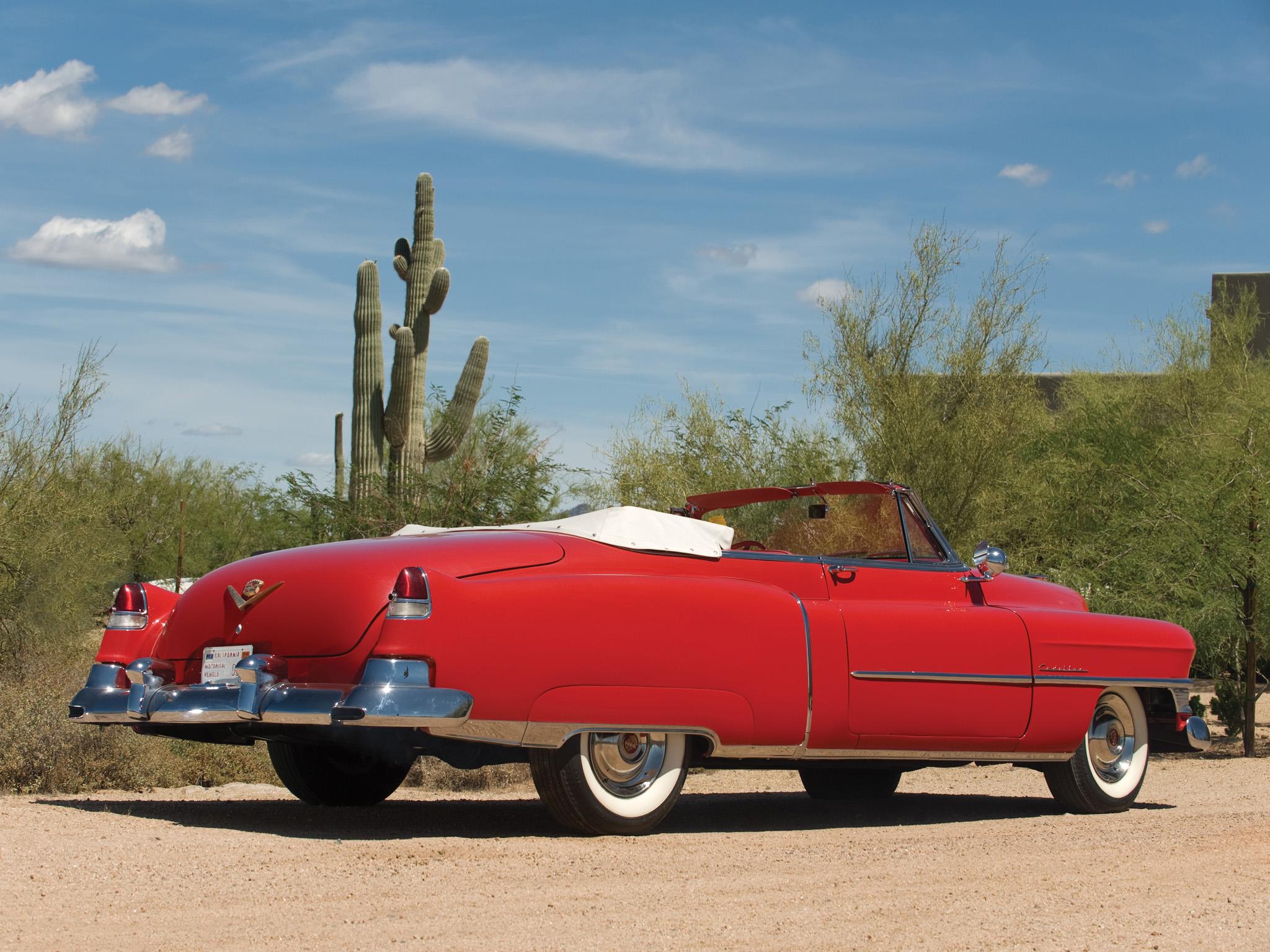 El clásico Cadillac - 2048x1536