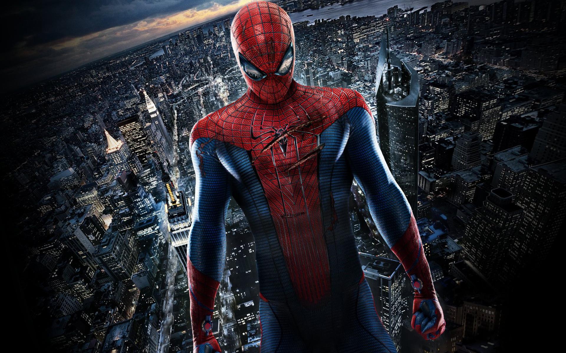 El hombre araña - 1920x1200