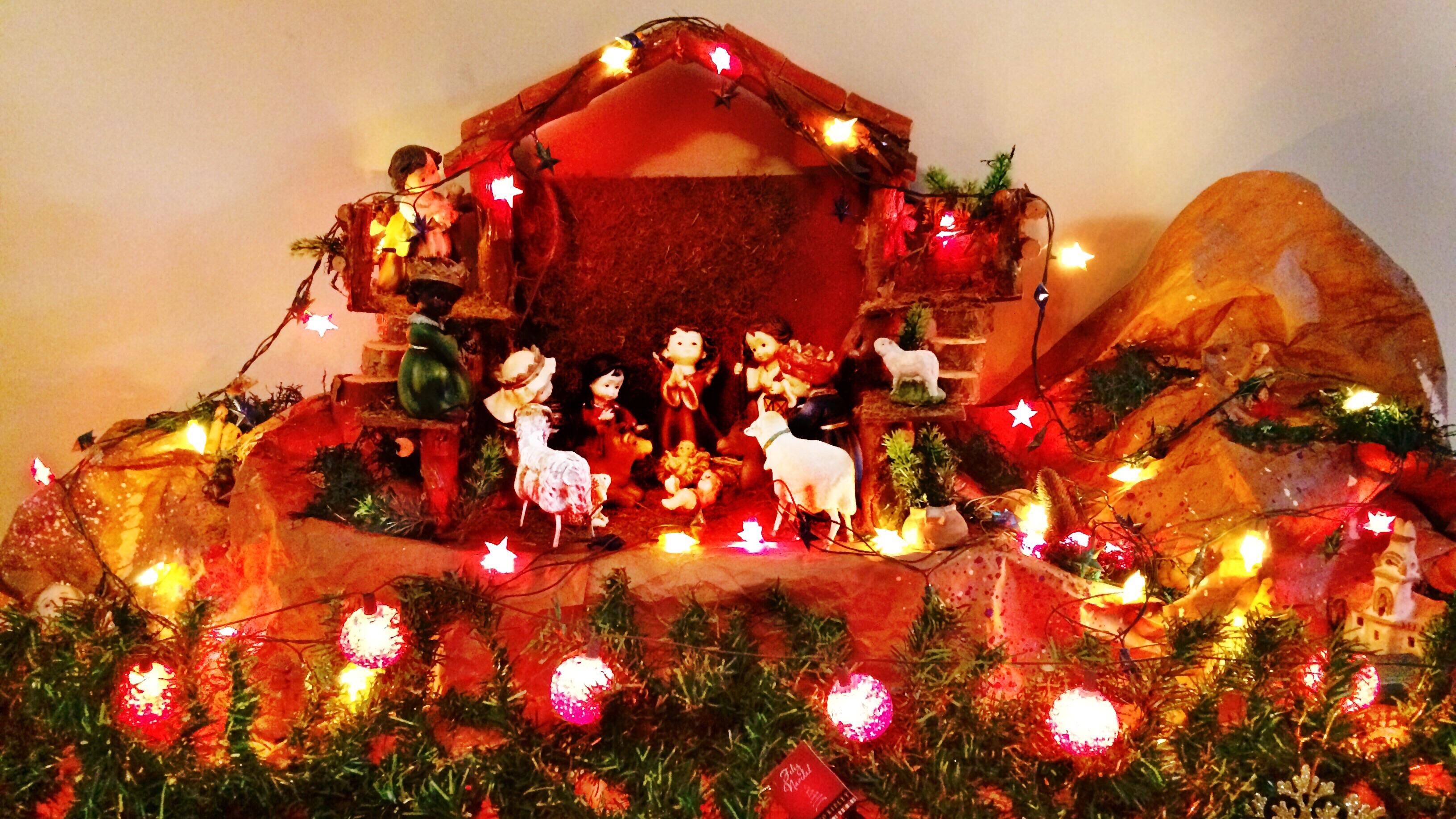 El Nacimiento de Jesus - 3264x1836