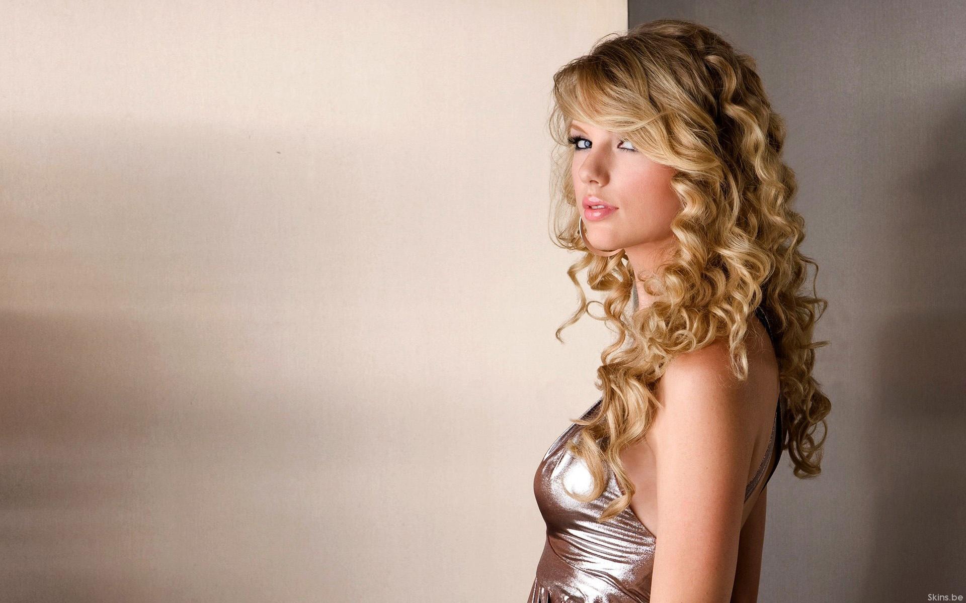 El peinado de Taylor Swift - 1920x1200