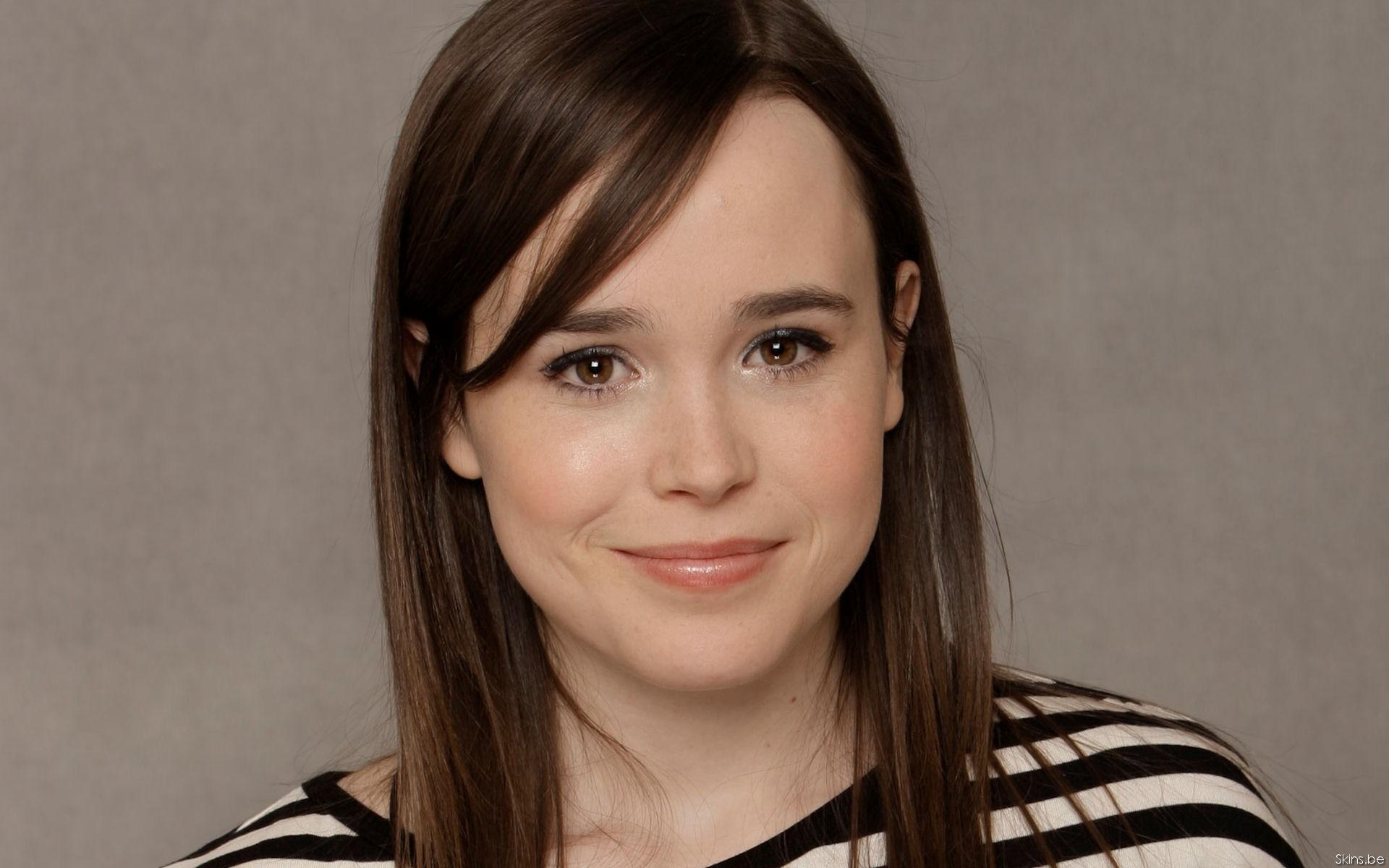 Ellen page rostro hermoso - 1920x1200