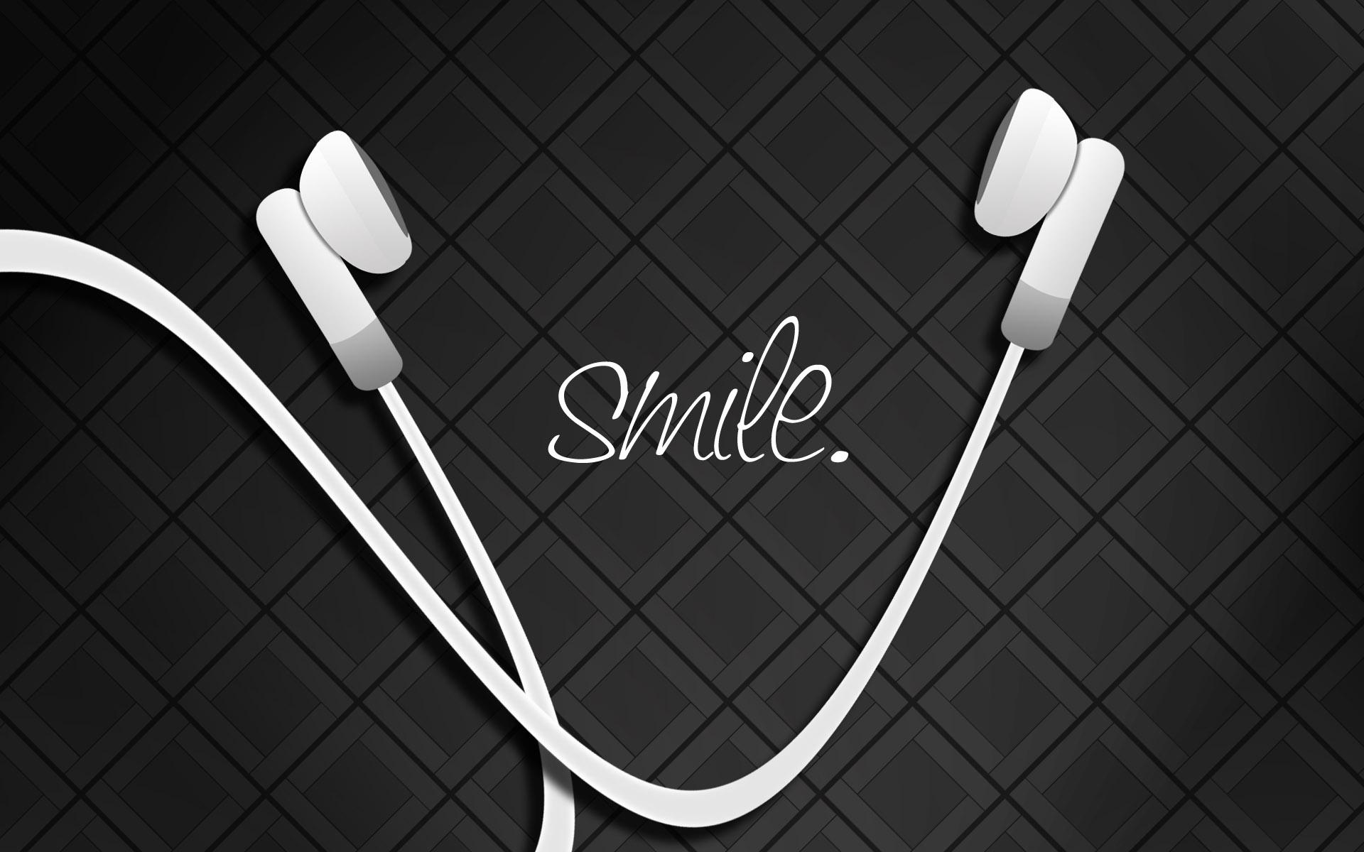 Escucha musica para sonreir a la vida - 1920x1200
