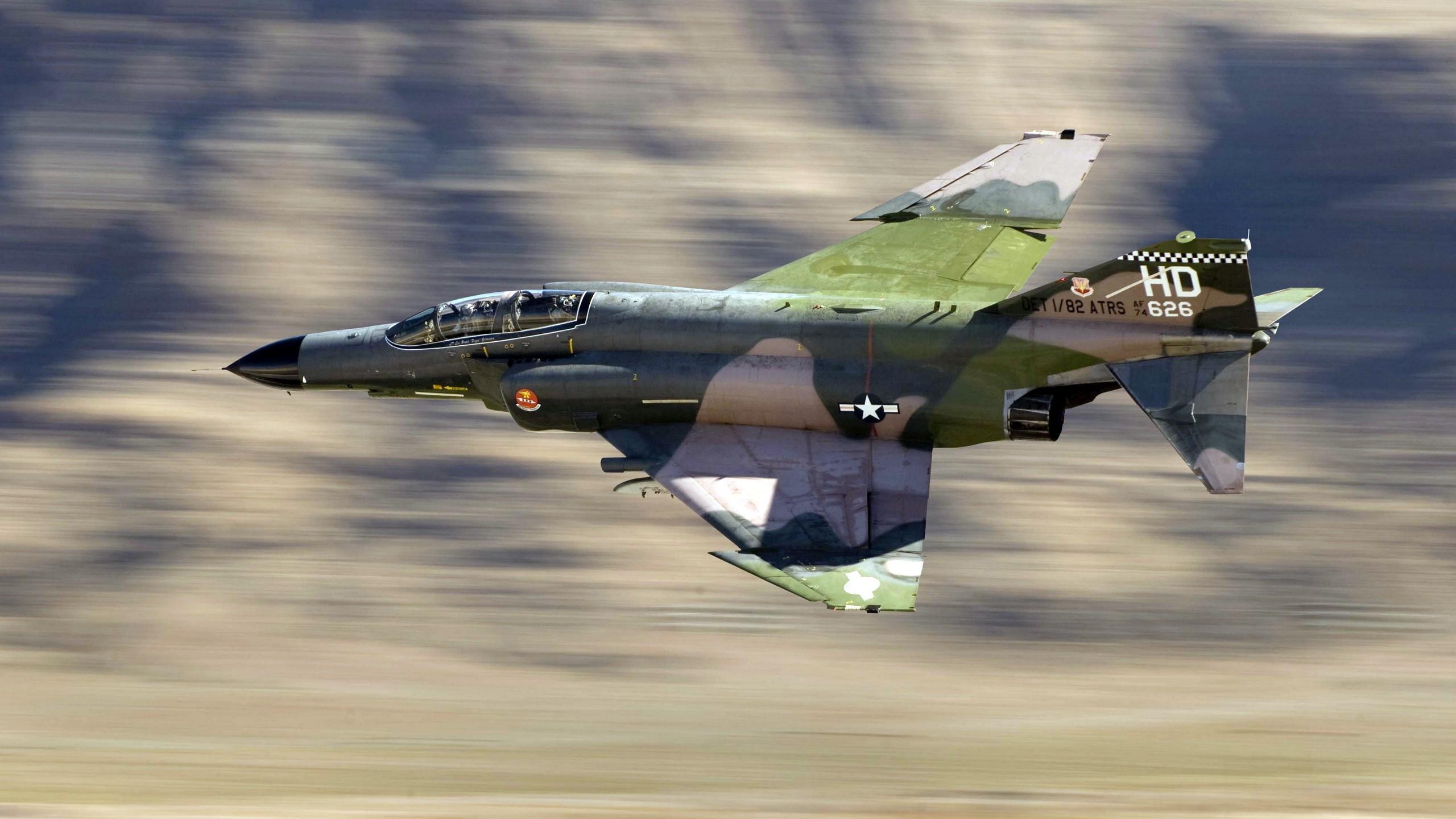 F4 Phantom - 2560x1440