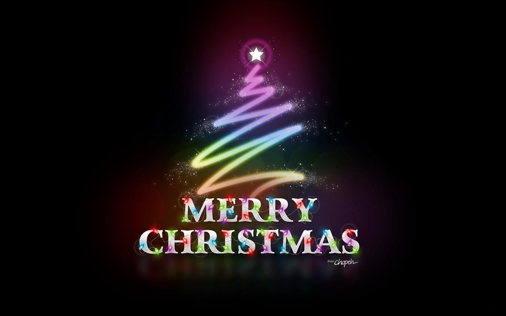 Felices fiestas navideñas - 1680x1050