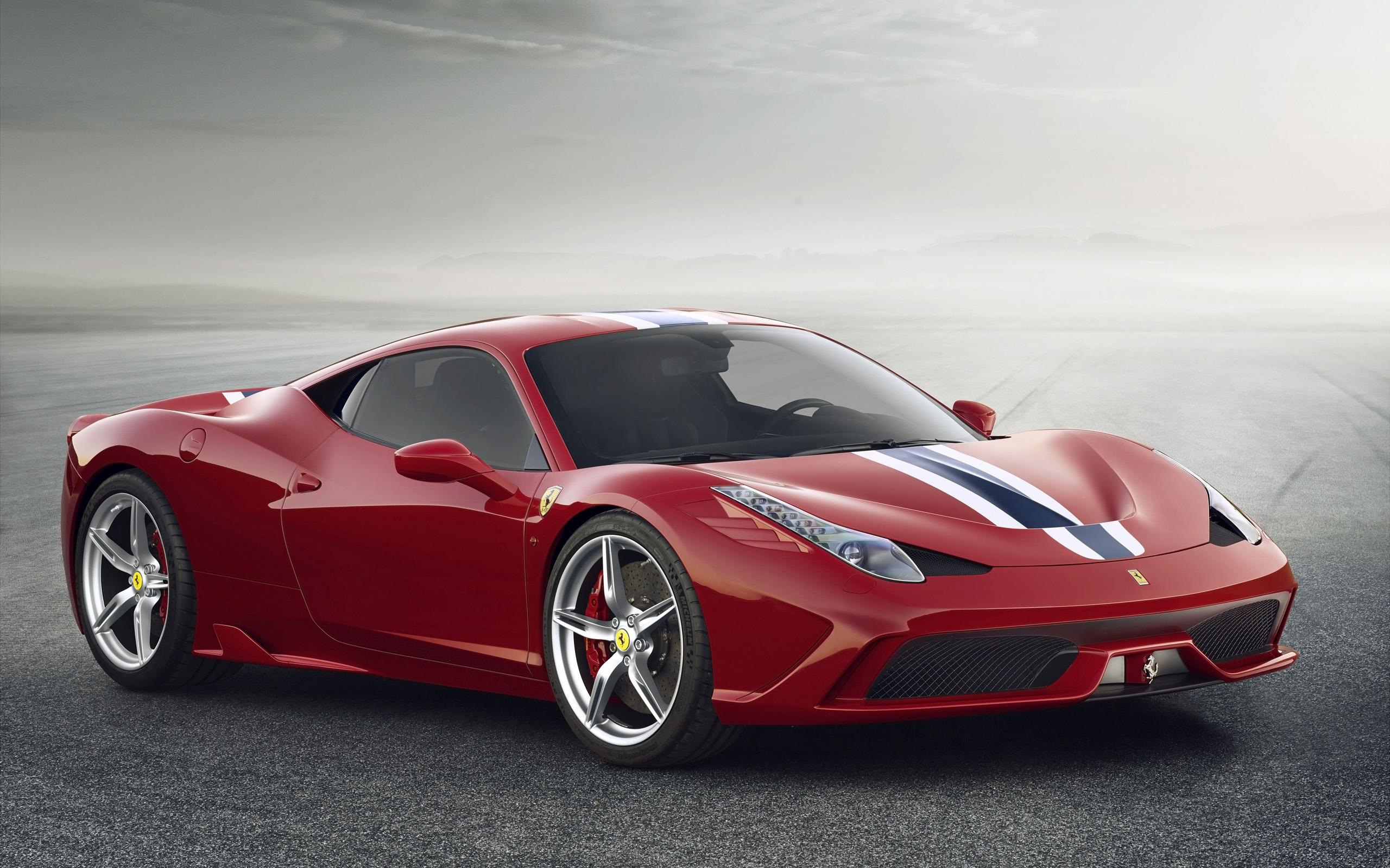Ferrari 458 modelo 2014 - 2560x1600