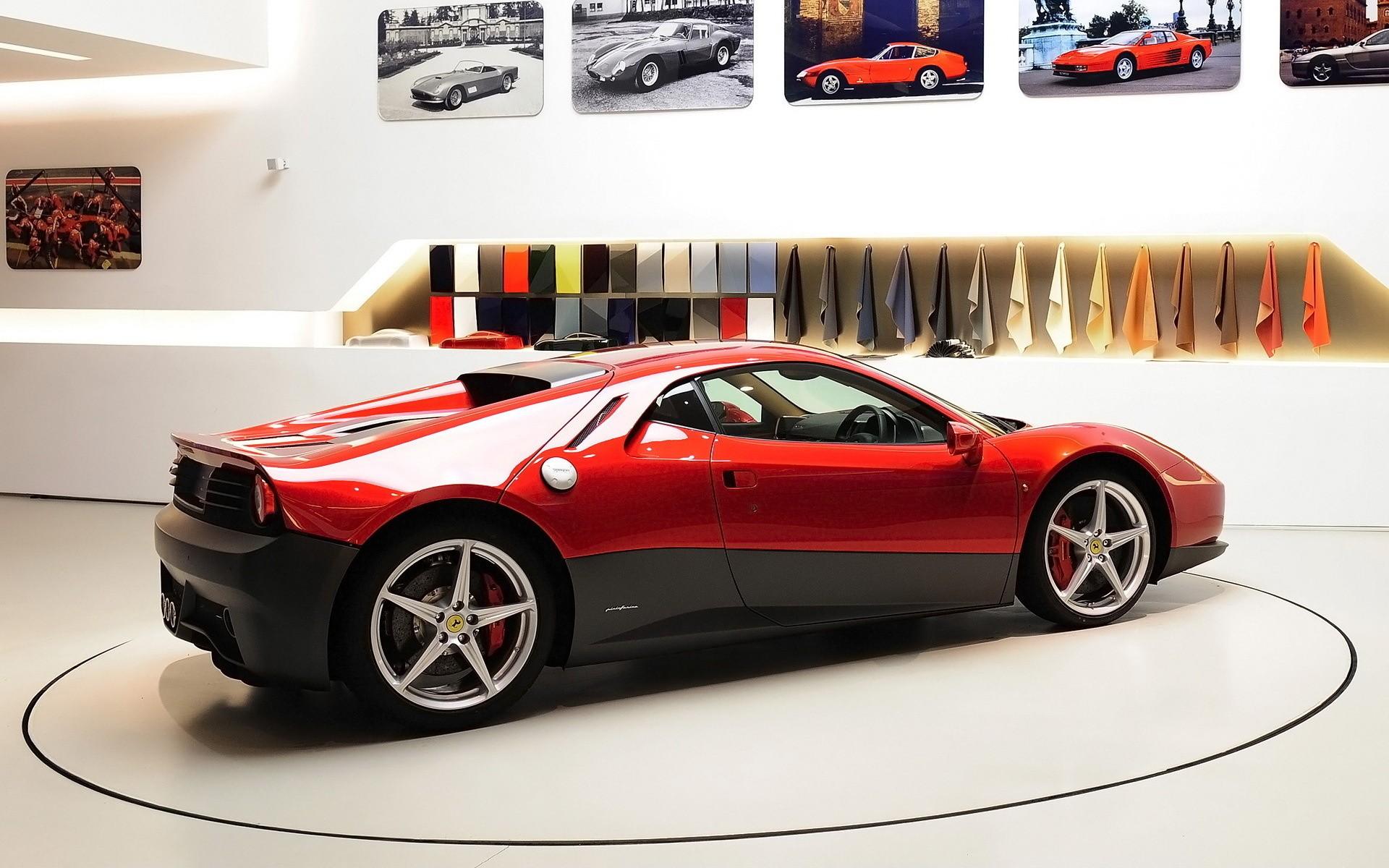Ferrari de lujo - 1920x1200