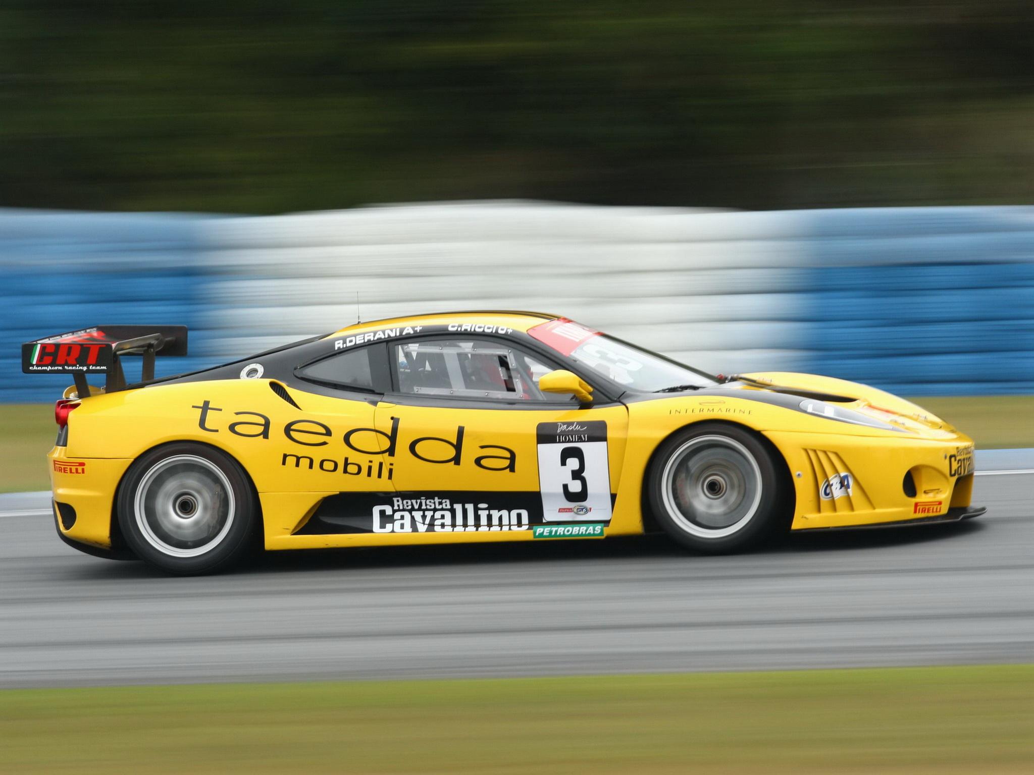 Ferrari F430 G-T - 2048x1536