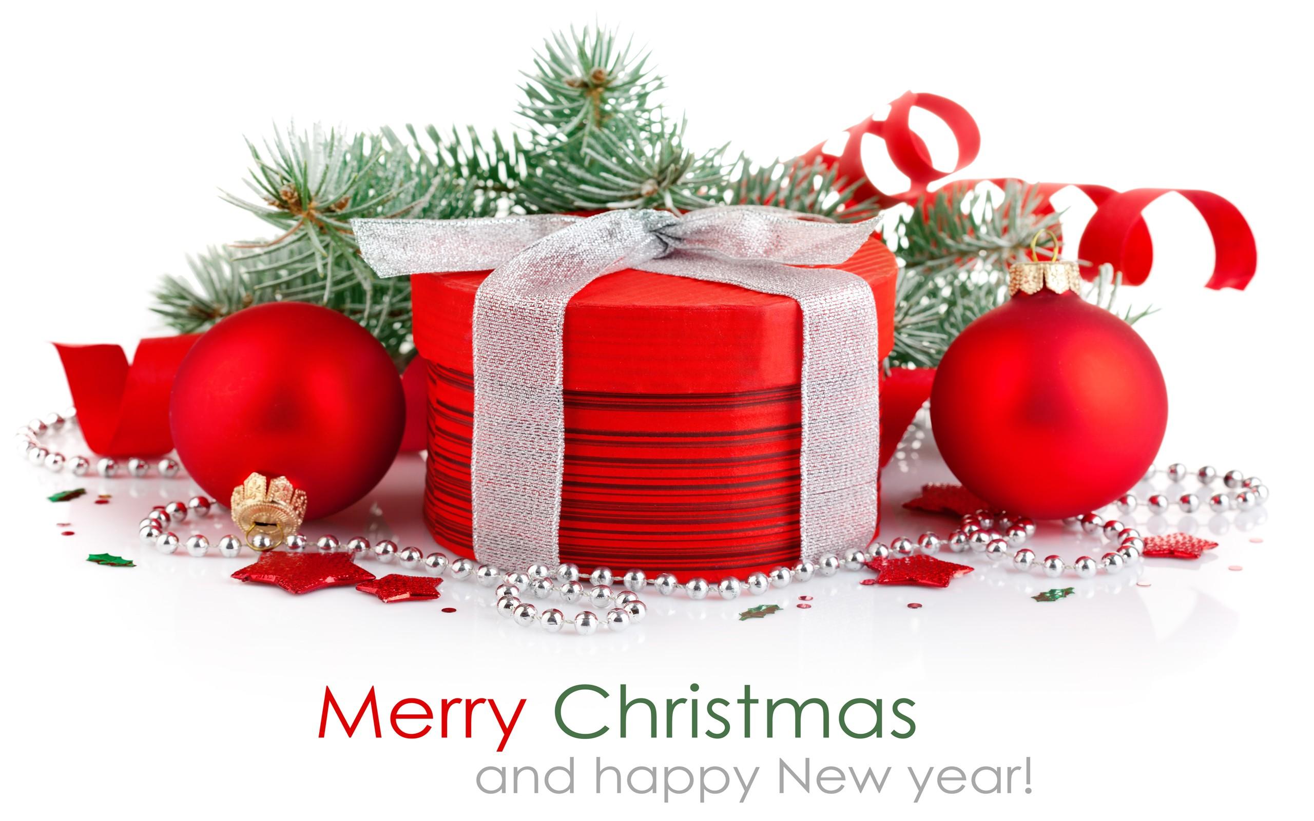Fiestas de navidad - 2560x1600