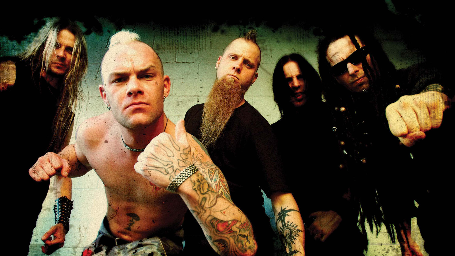 Five Finger Death Punch - 1920x1080
