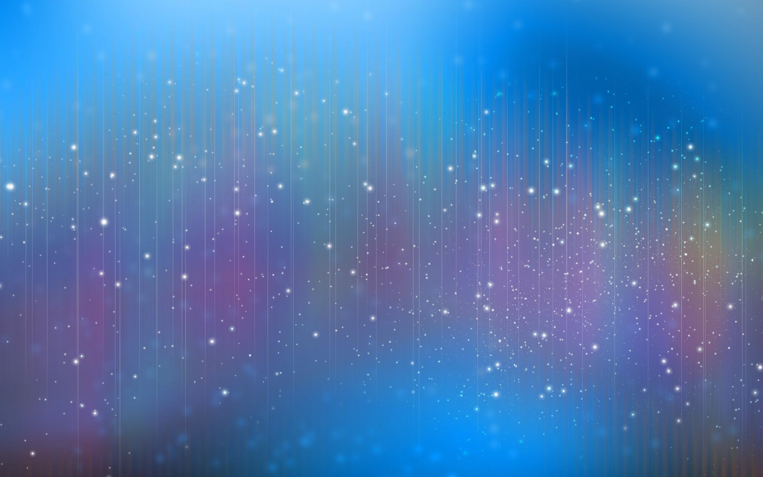 Fondo azul abstracto - 2560x1600