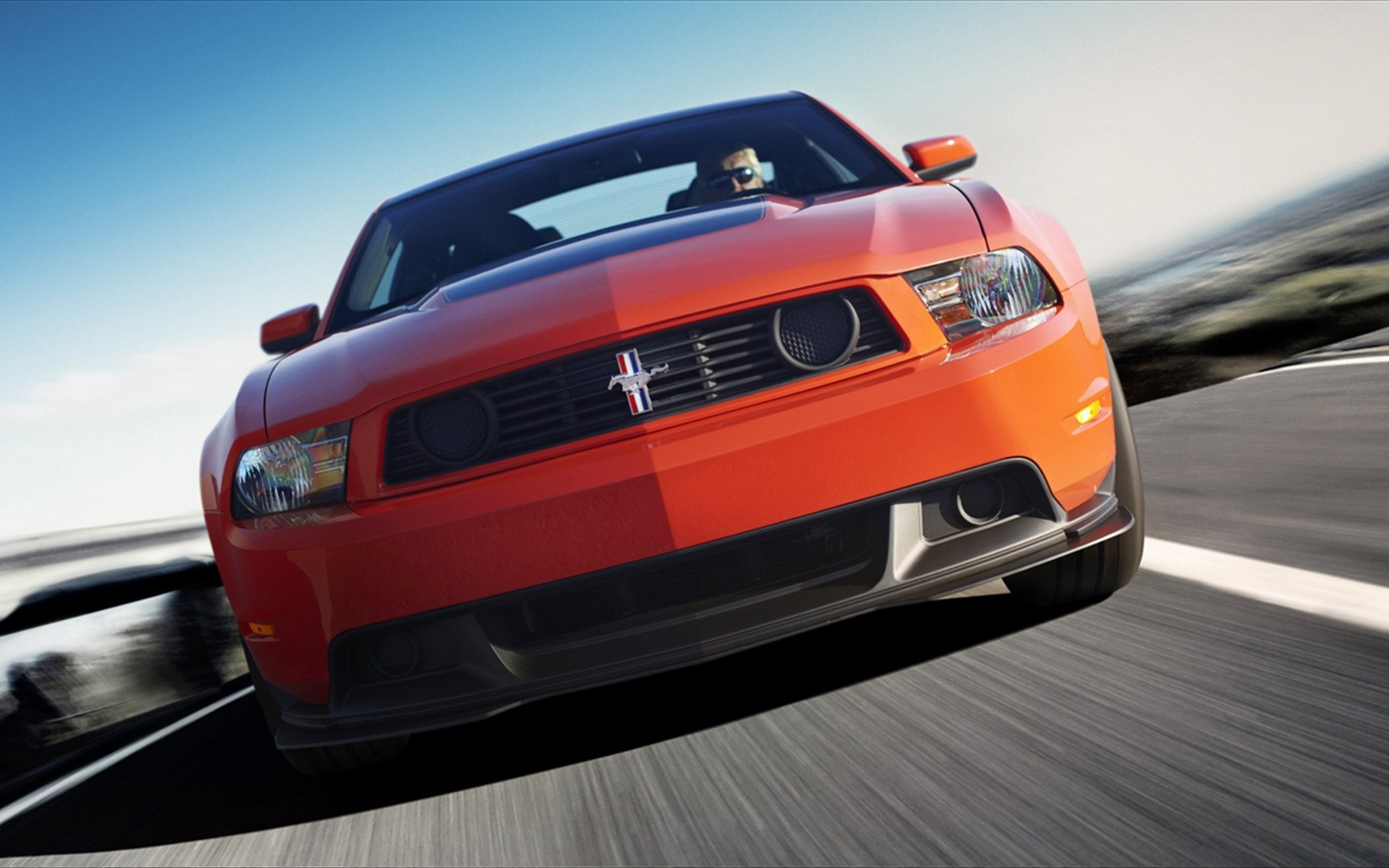 Ford Mustang Boss 302 - 1920x1200