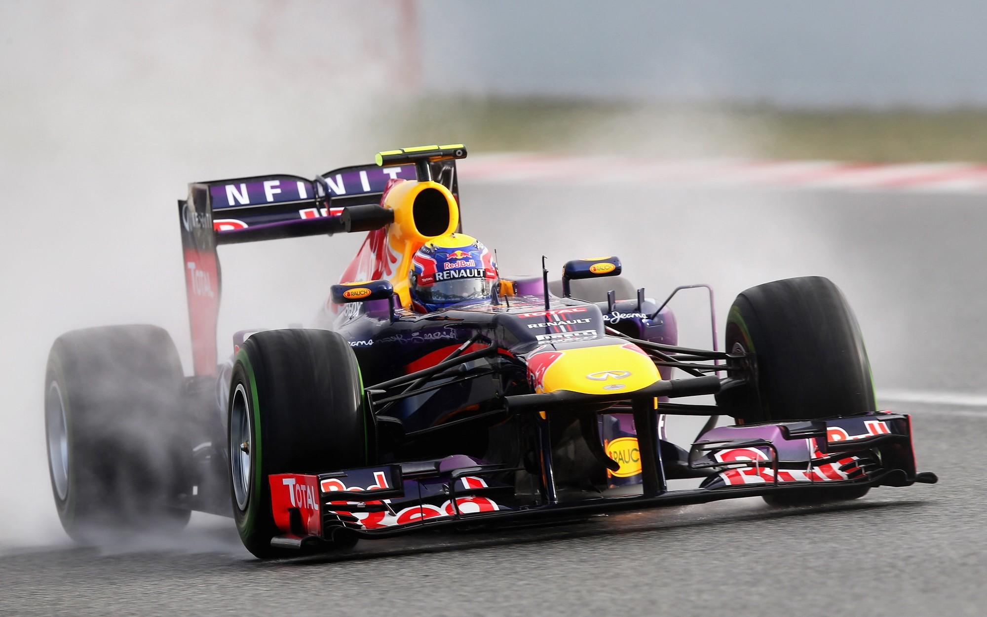 Formula 1 con Mark Webber - 2000x1250