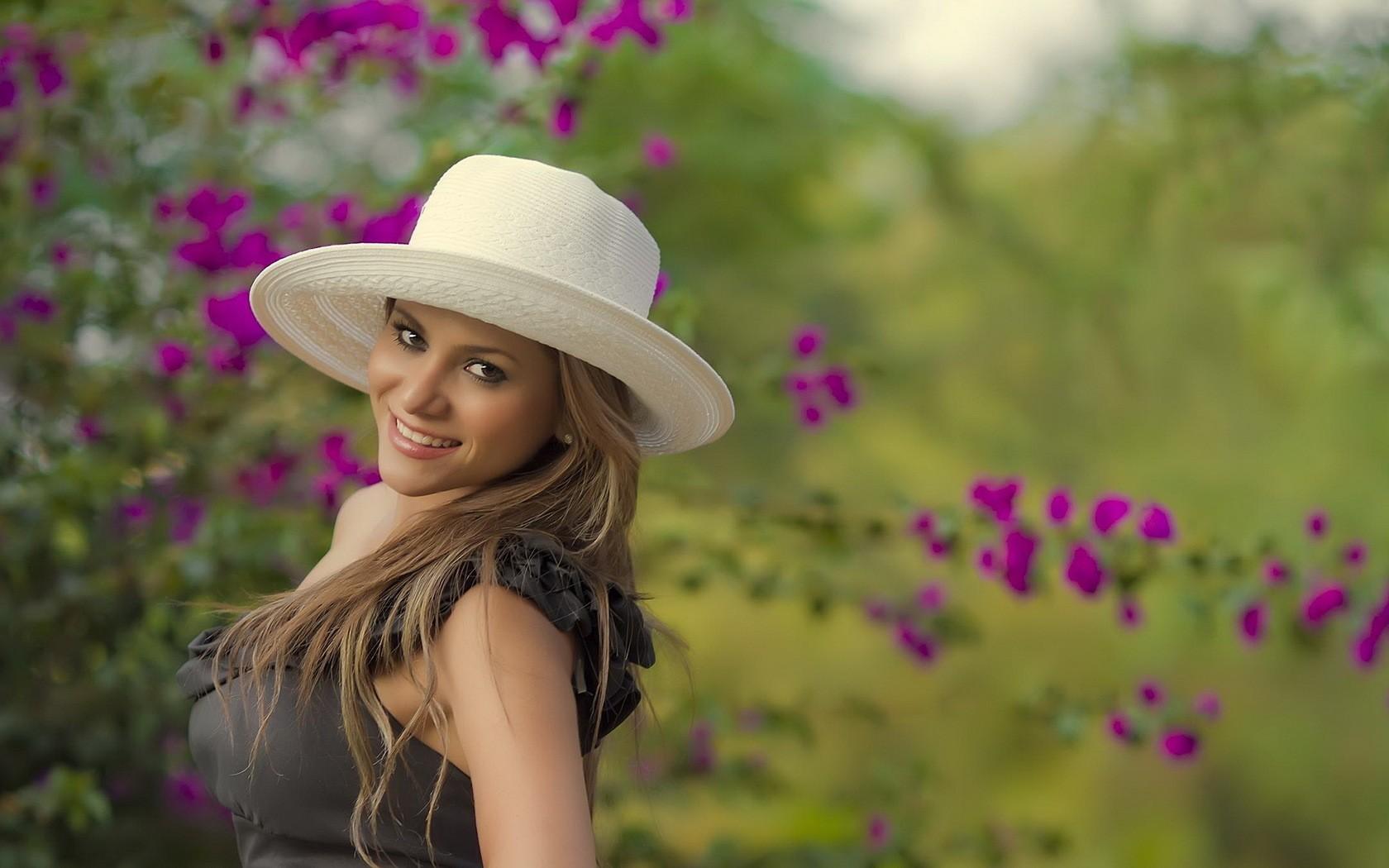 Foto retrato de chica - 1680x1050